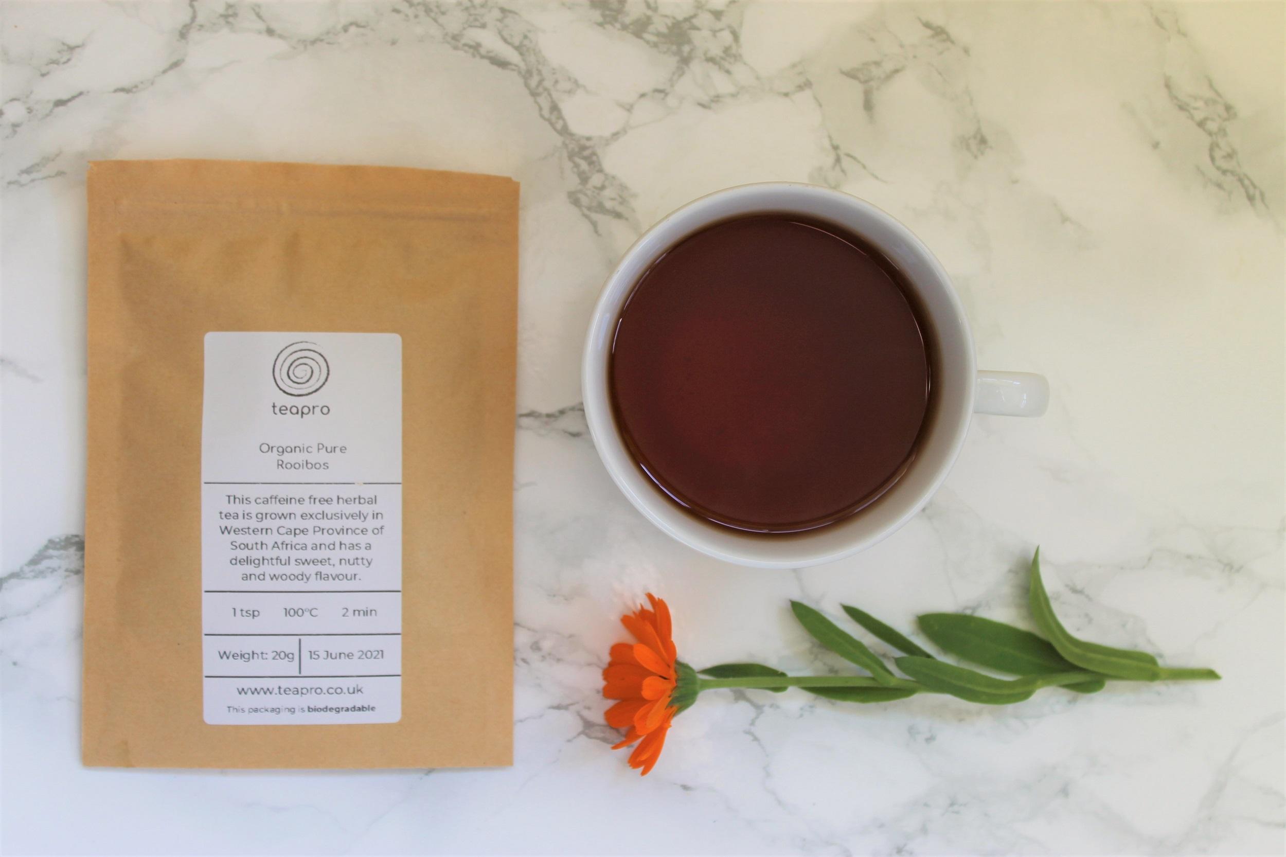 teapro red rooibos tea
