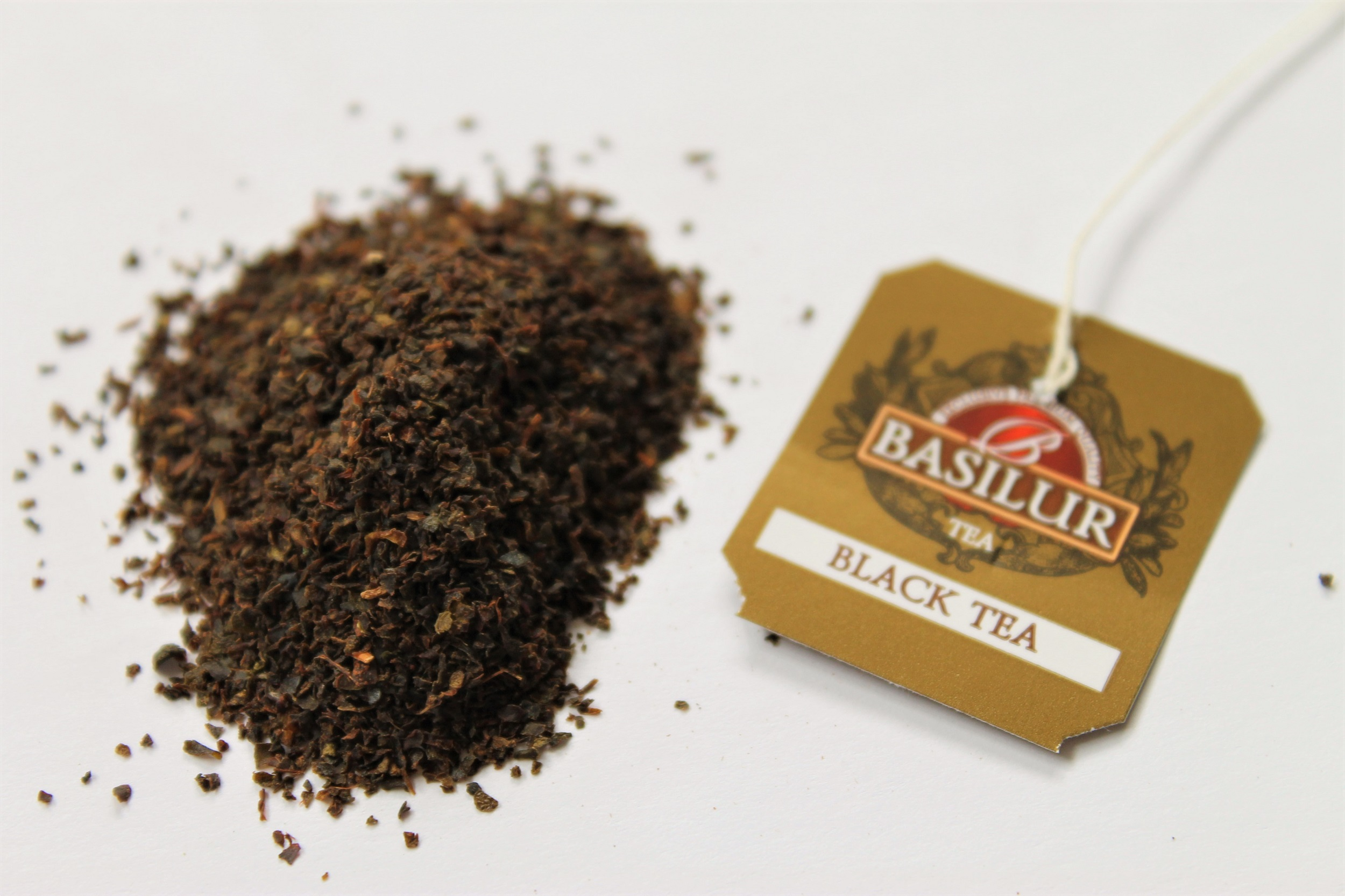 basilur black tea bags
