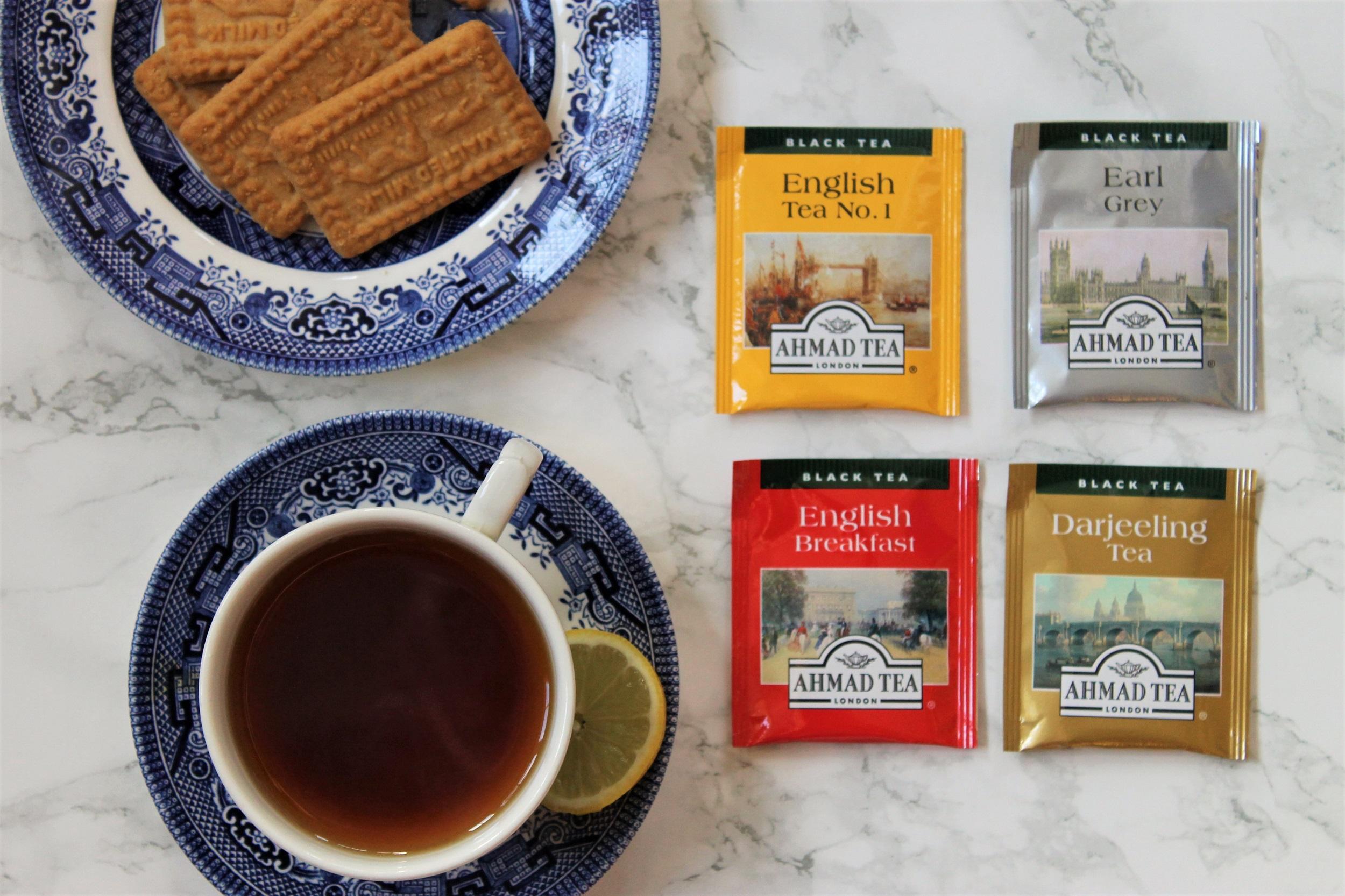 black tea ahmad classics
