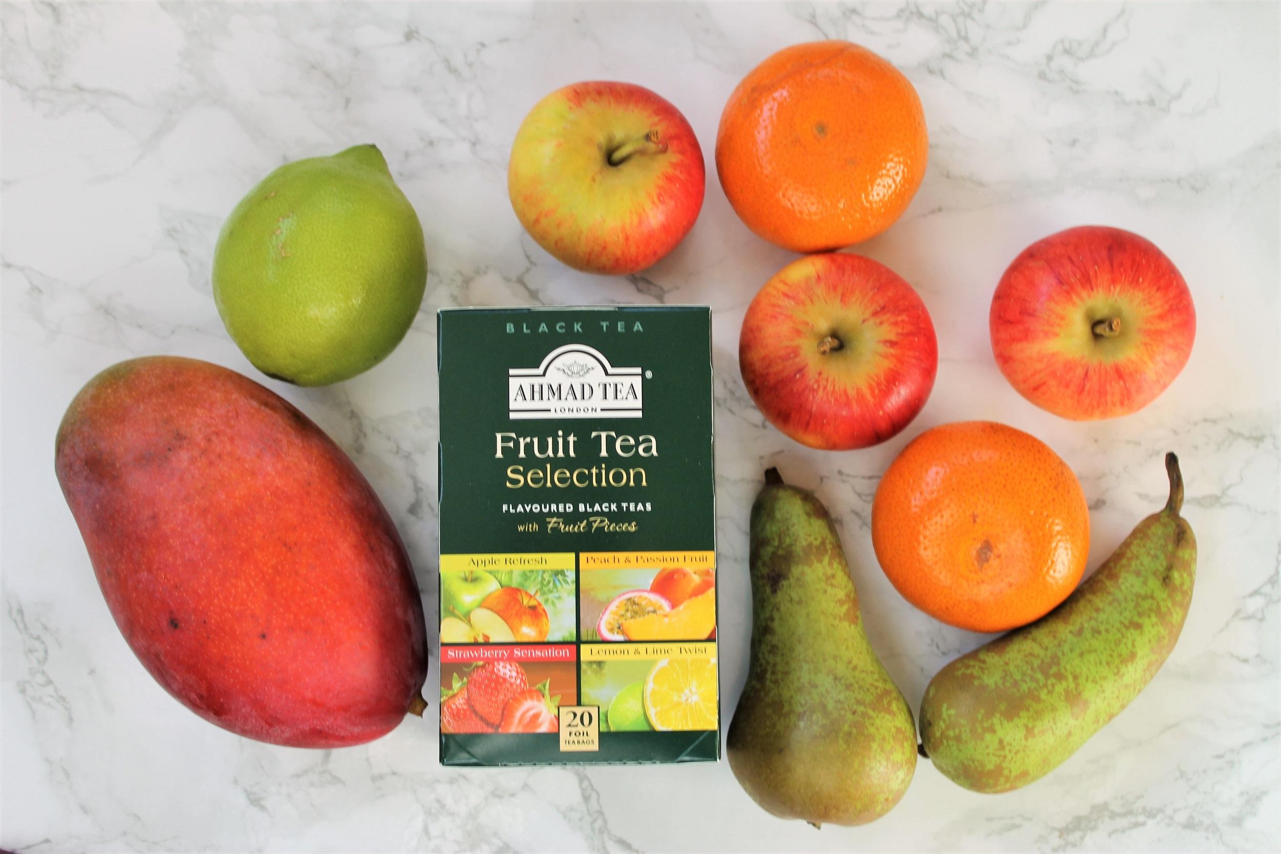 Ahmad Fruit Tea Selection Box Review