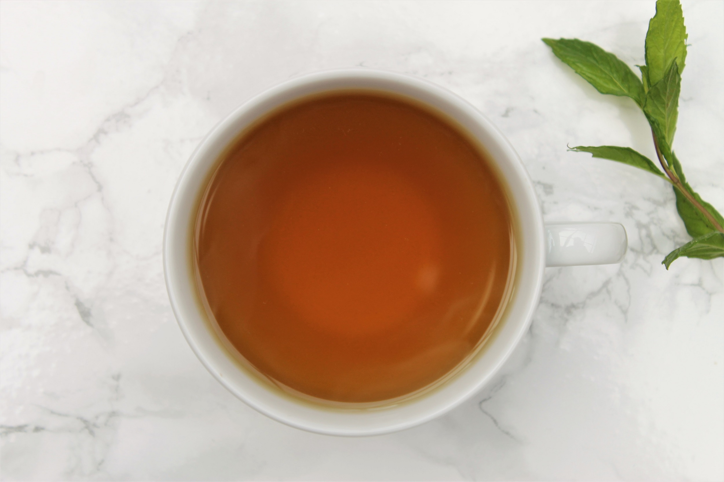 t2 just peppermint tisane