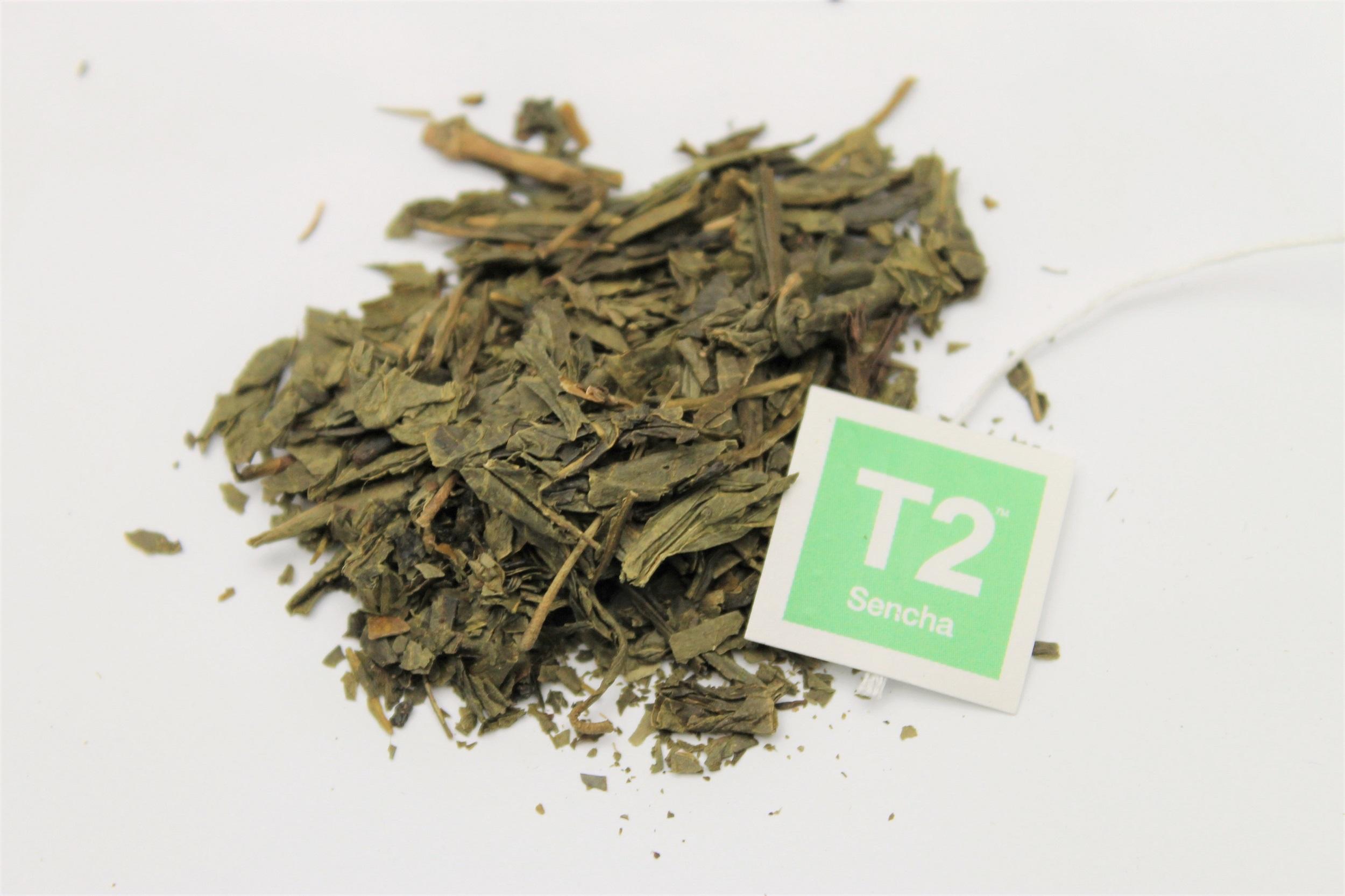 Japanese sencha loose tea