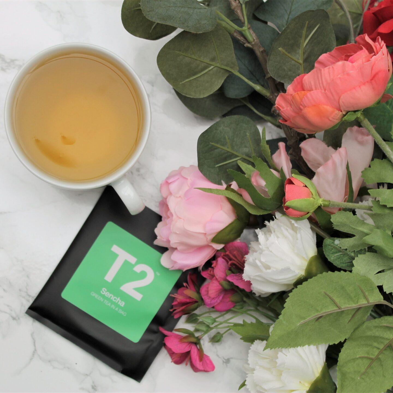 T2 Sencha Tea Review
