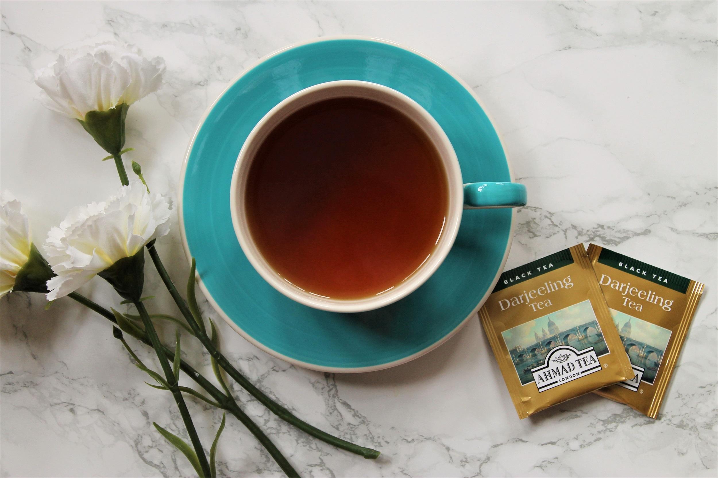 Ahmad Darjeeling Tea Review