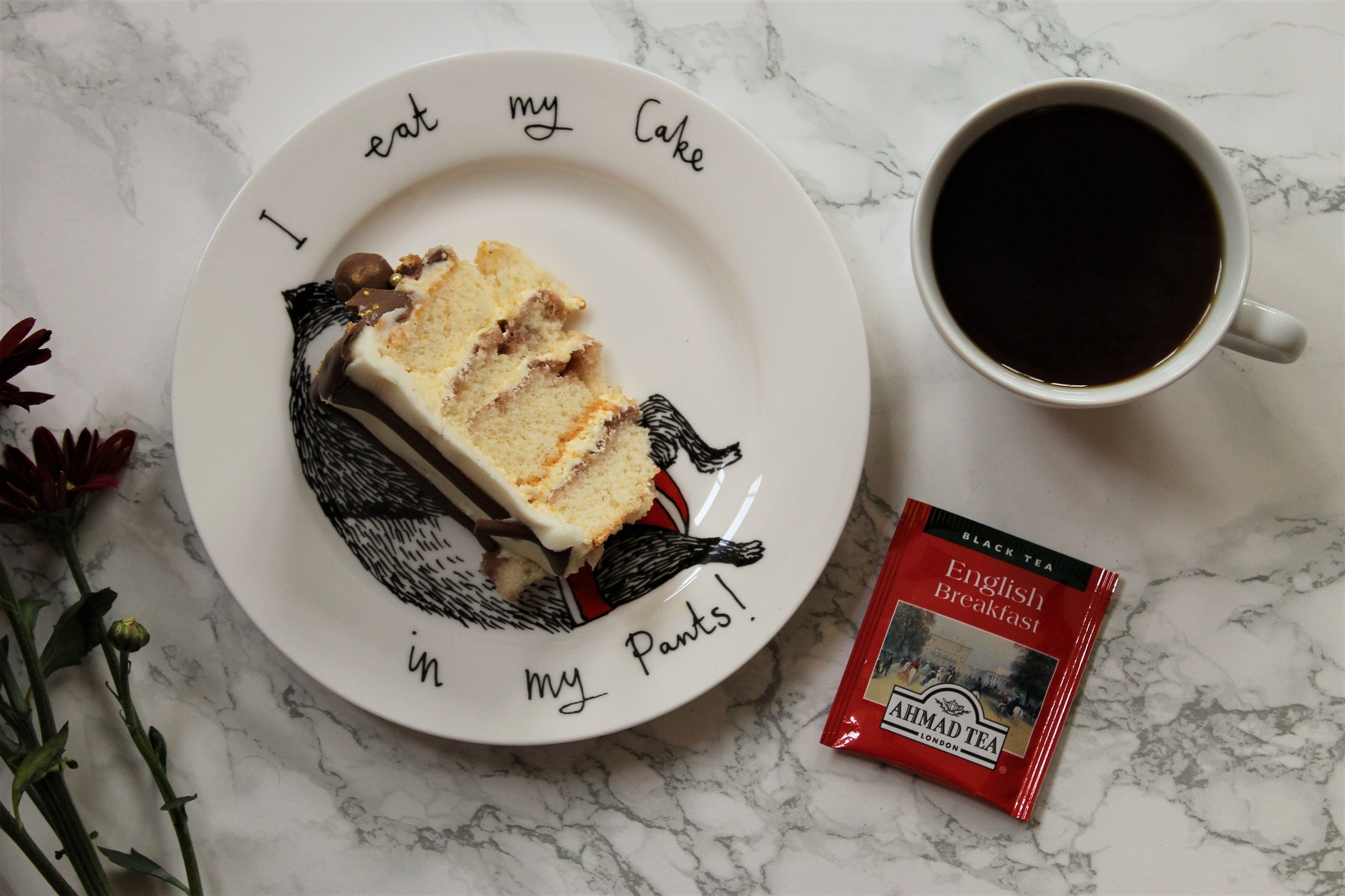 Ahmad English Breakfast Tea Review