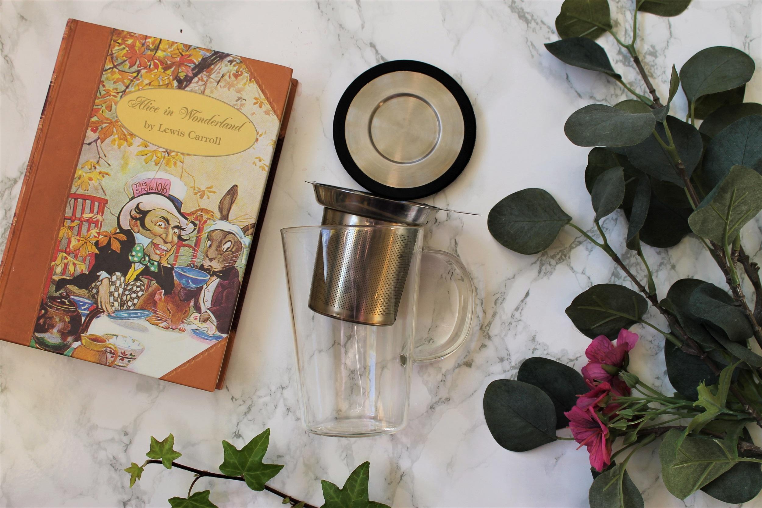 glass teaware UK