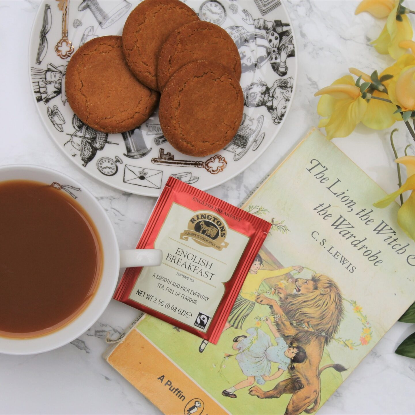 Ringtons English Breakfast Tea Review