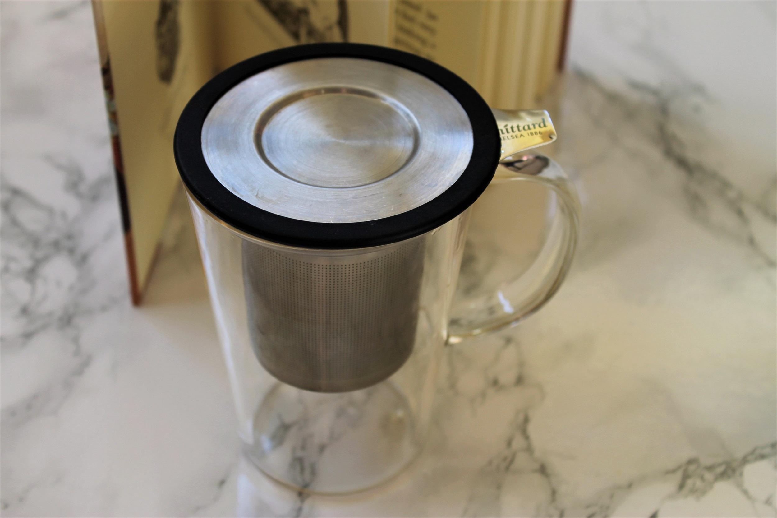 whittard pao glass mug
