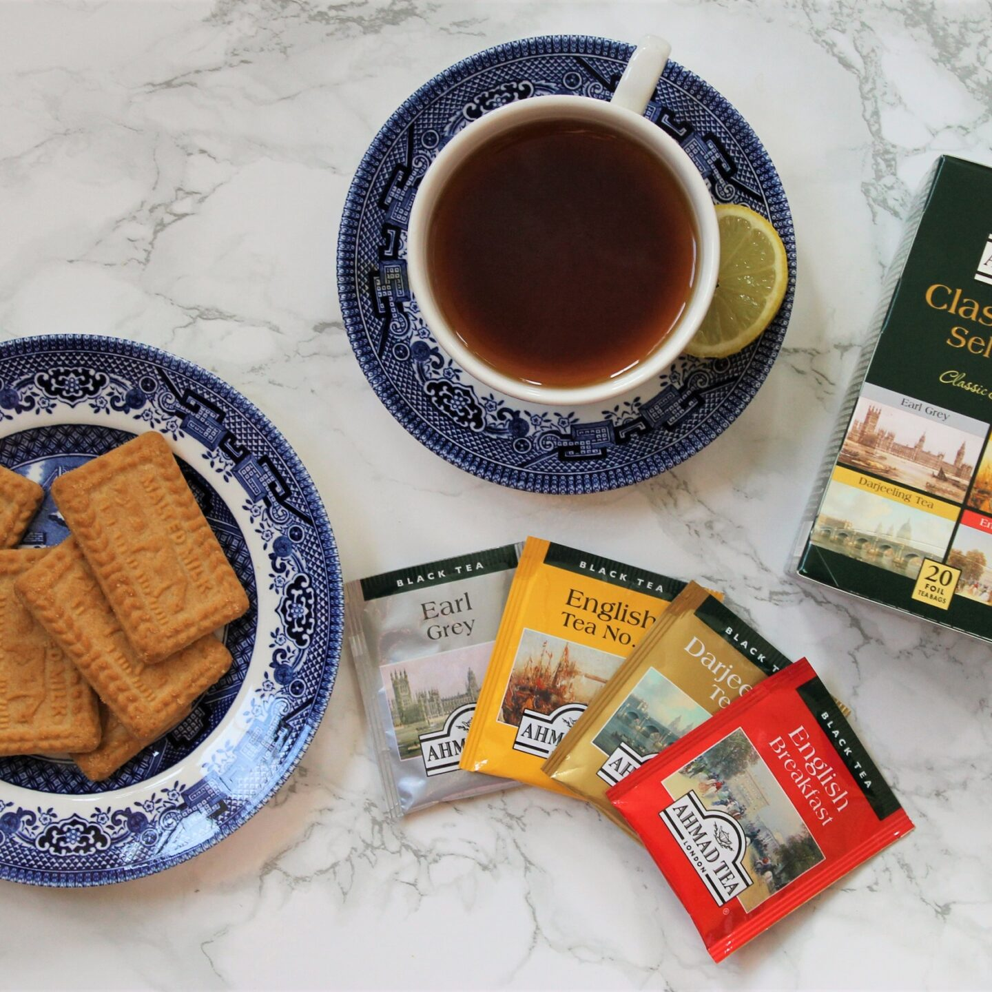 Ahmad Classic Tea Selection Box Review