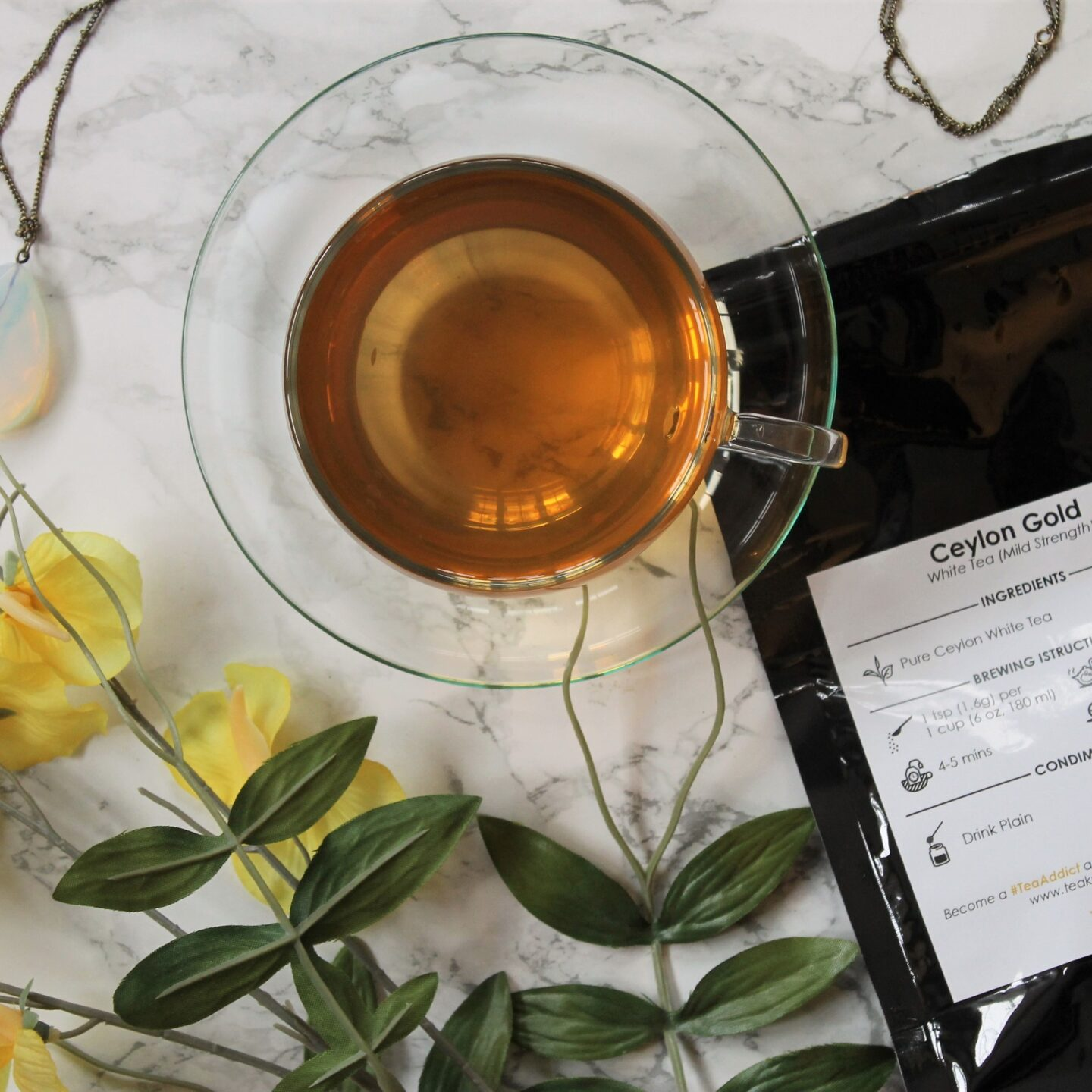 Teakruthi Ceylon Gold Tea Review