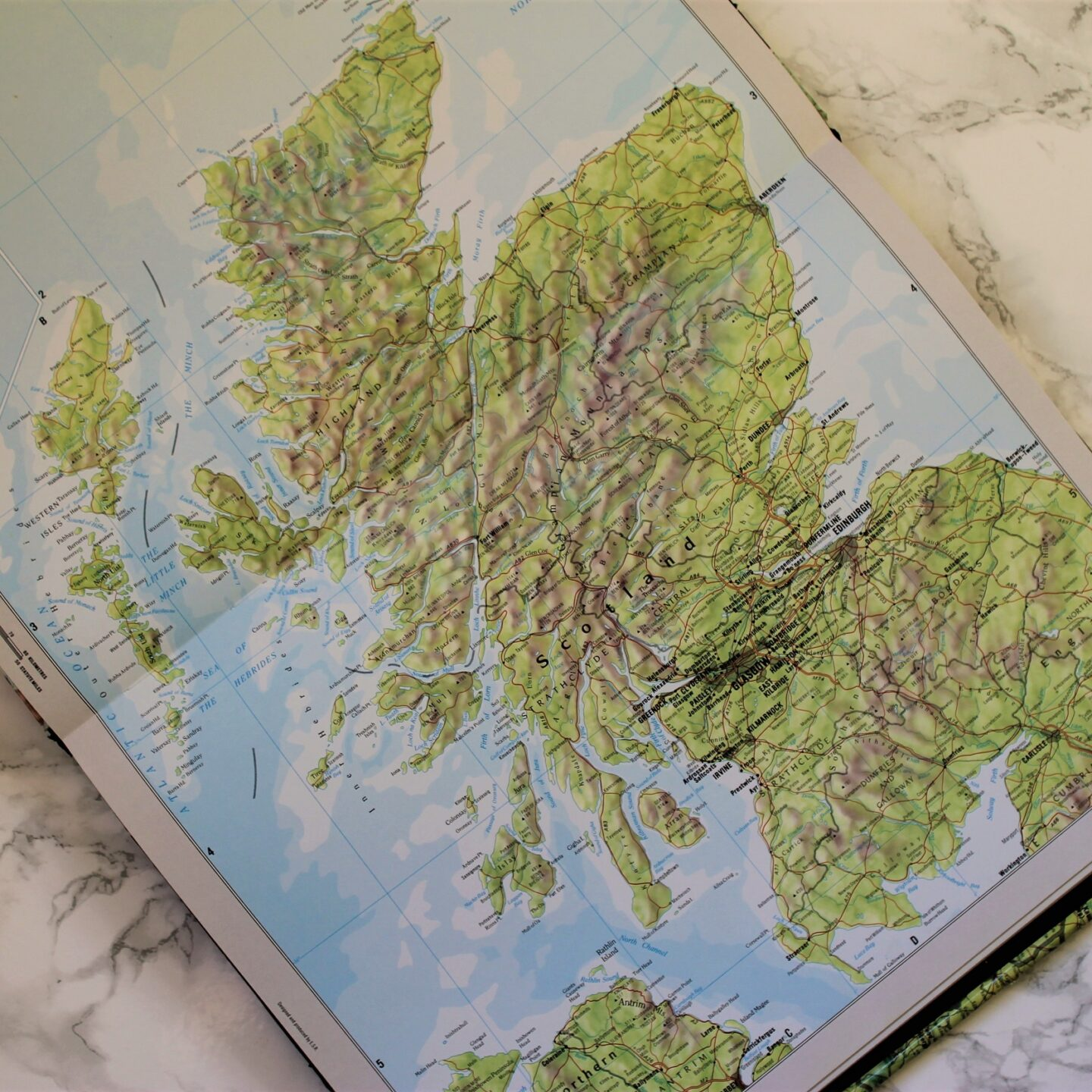 3 Places to Stop on The Way to Scotland