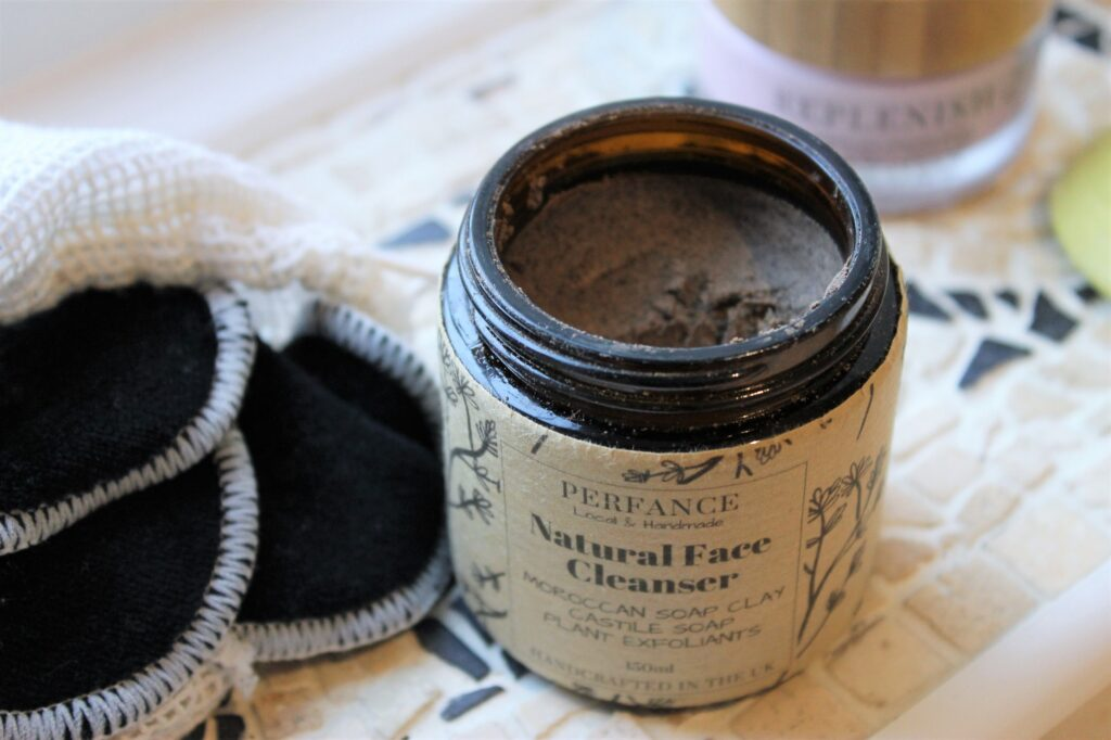 etsy uk skincare jar