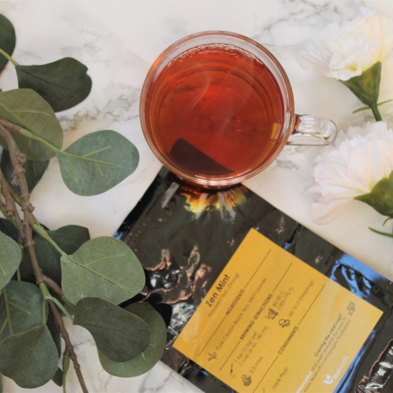 Teakruthi Zen Mint Tea Review