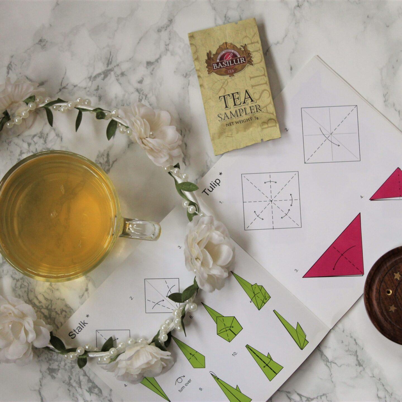 Basilur Moroccan Mint Tea Review