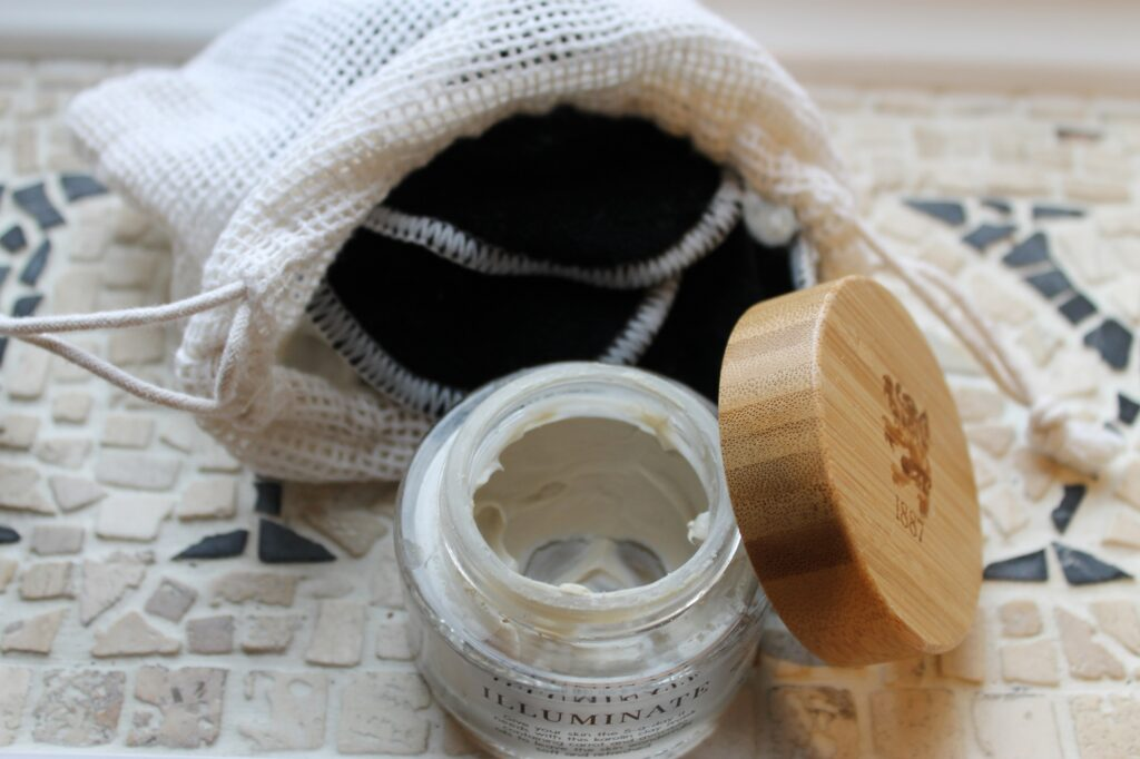 french clay mask skincare