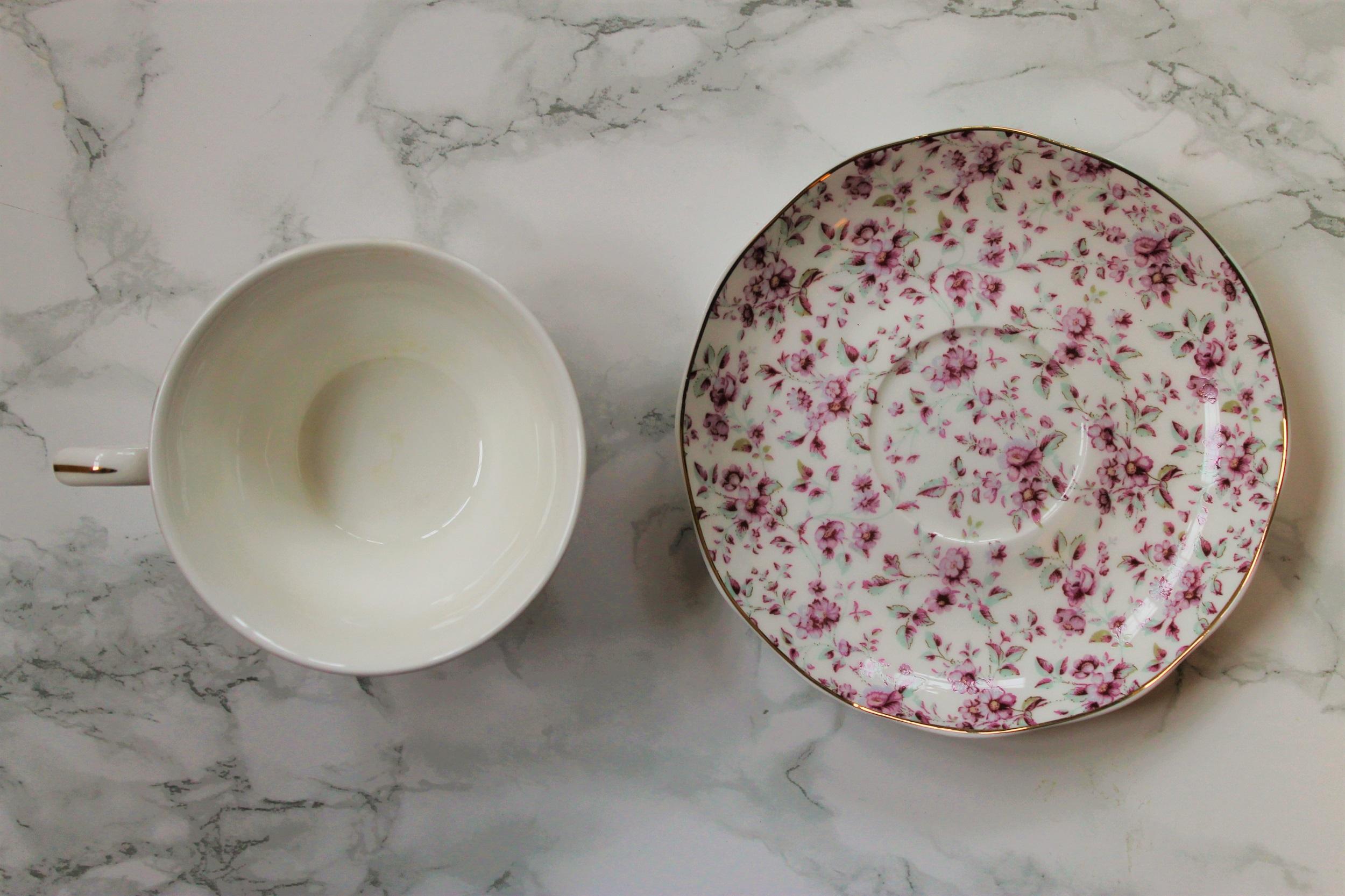 katie alice teacup and saucer