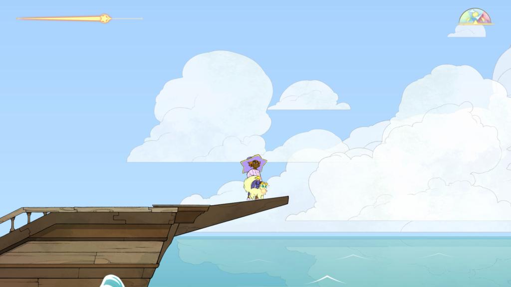 spiritfarer stella boat