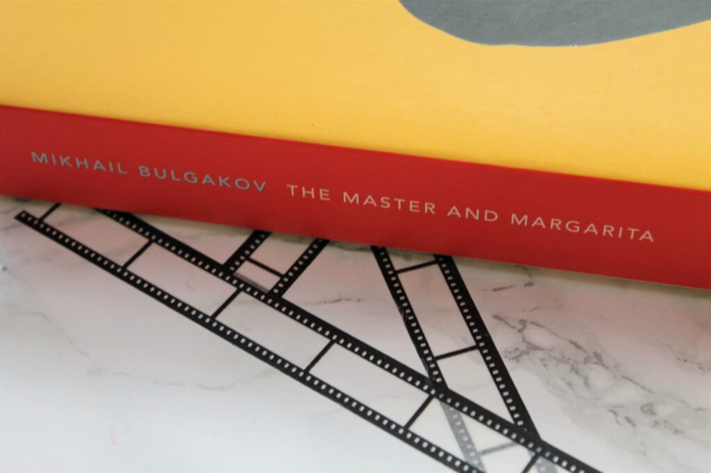the master and margarita book translation