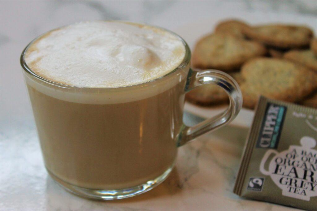 earl grey latte london fog