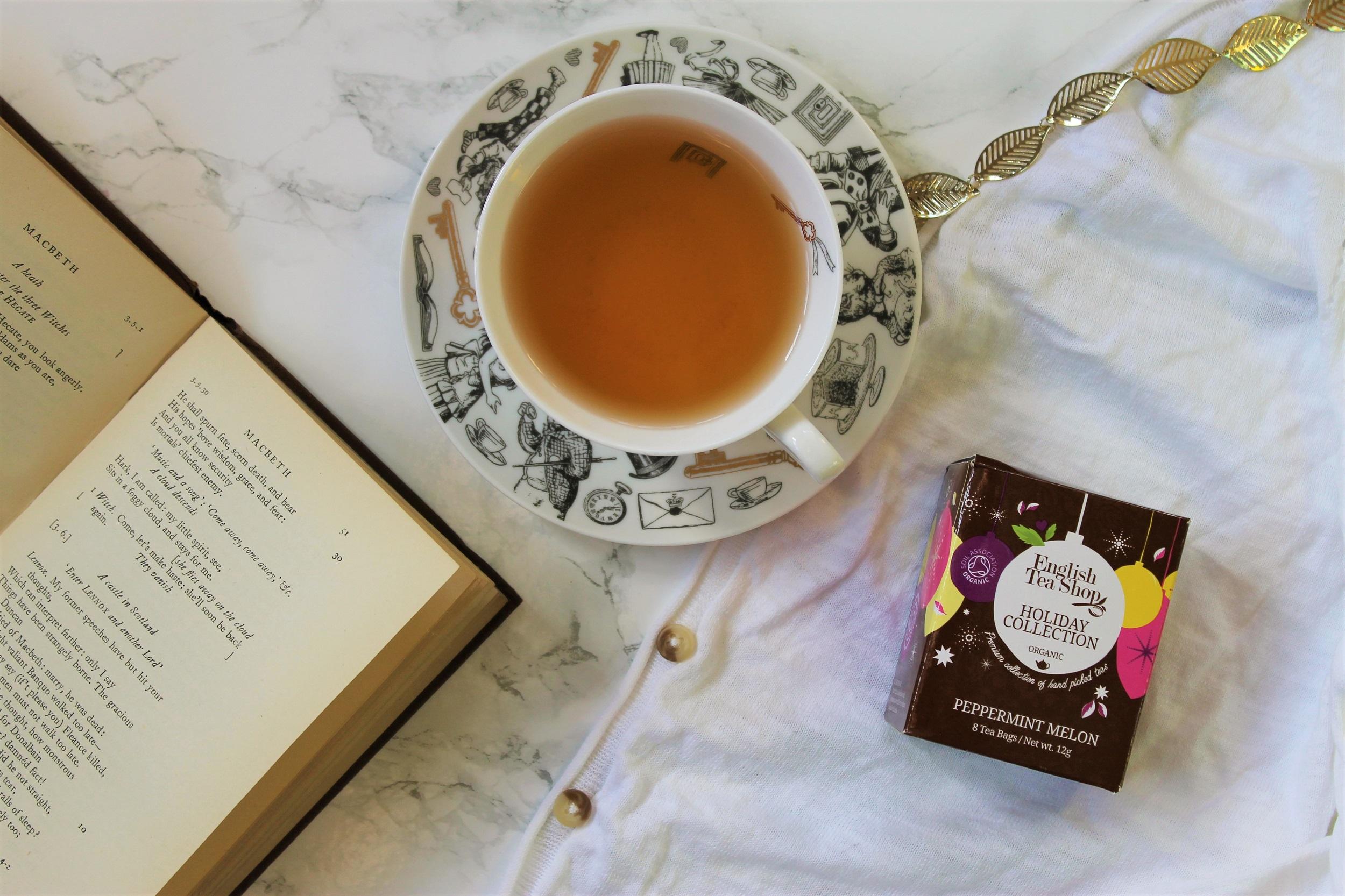English Tea Shop Peppermint Melon Tea Review