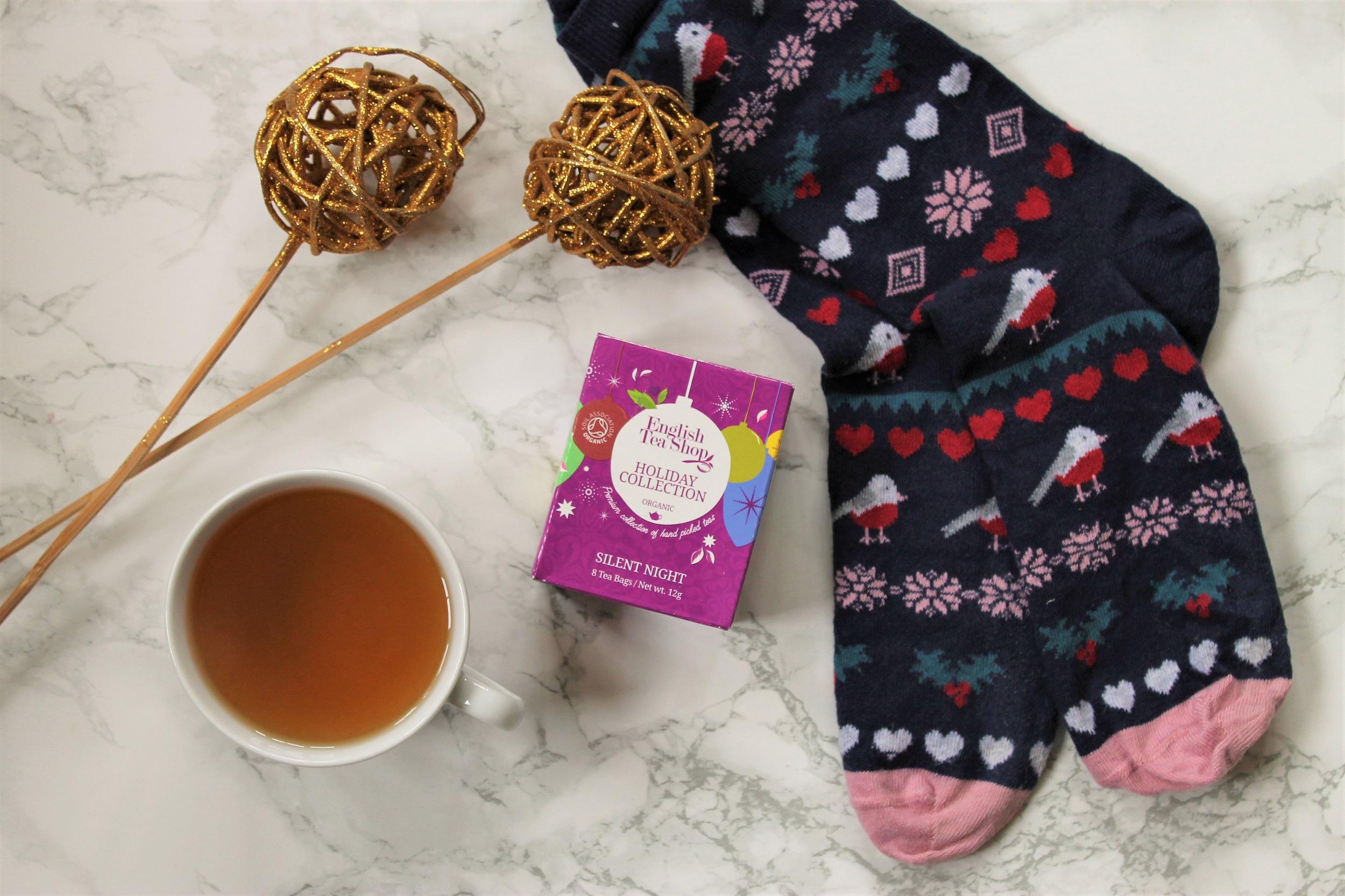 English Tea Shop Silent Night Tea Review