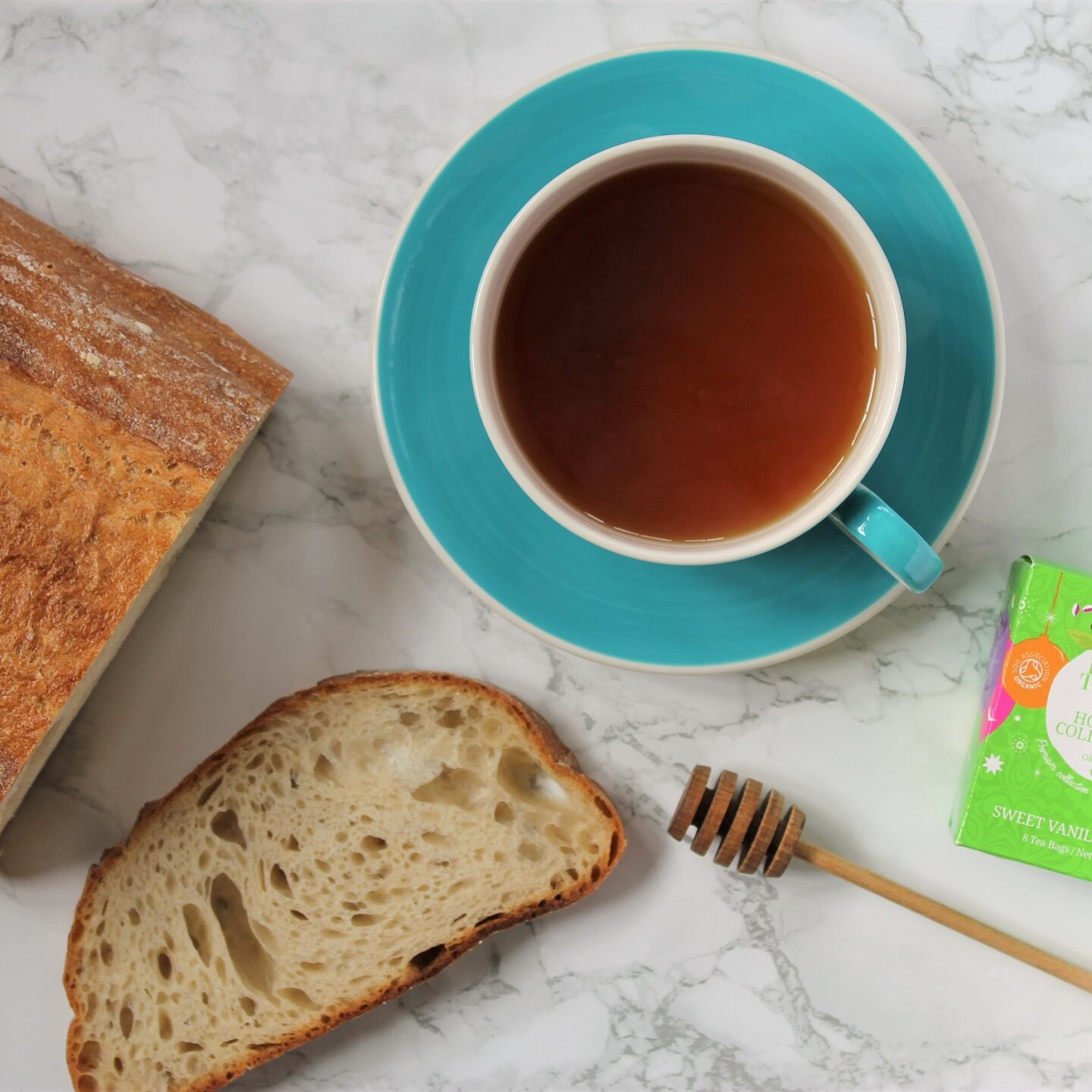 English Tea Shop Sweet Vanilla Bread Tea Review