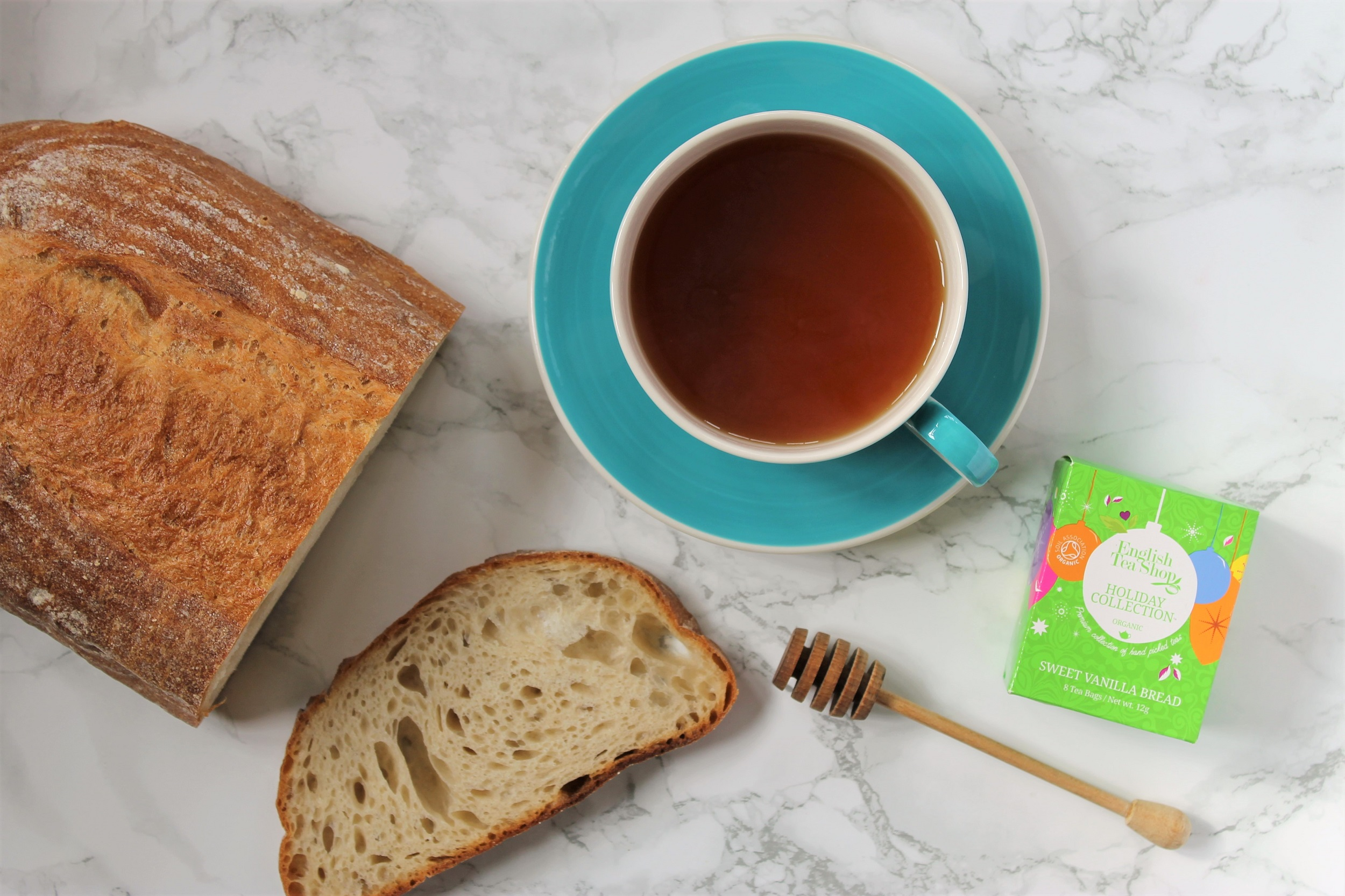 English Tea Shop Sweet Vanilla Bread Tea Review