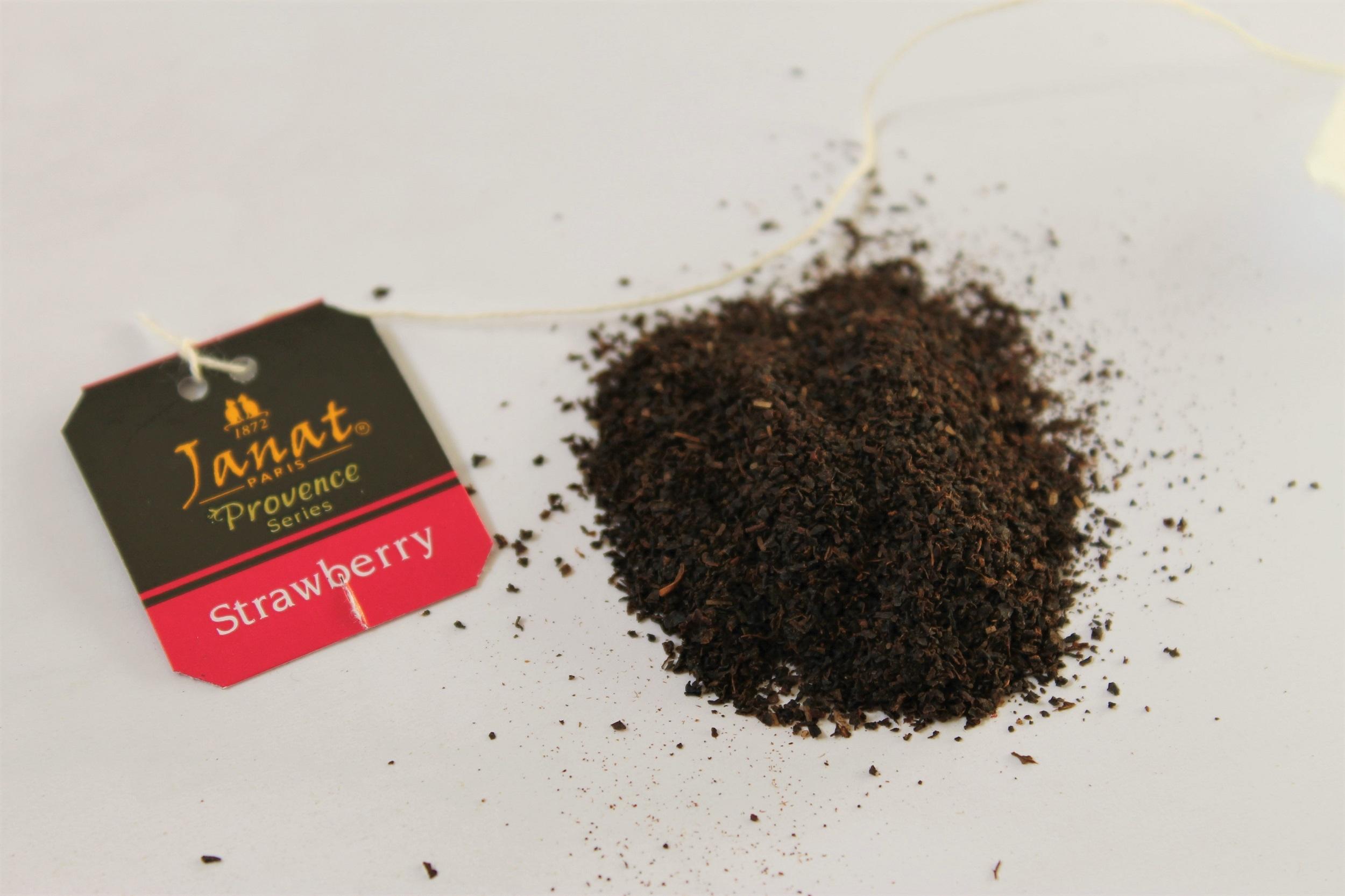 provence series janat strawberry tea
