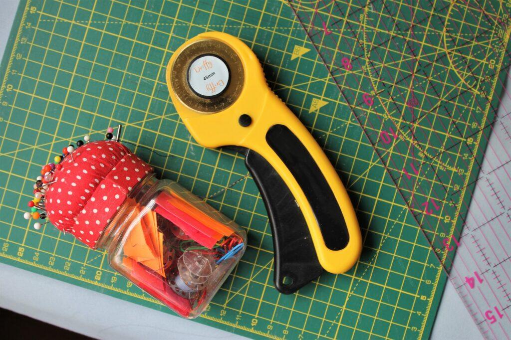 beginner quilt tools