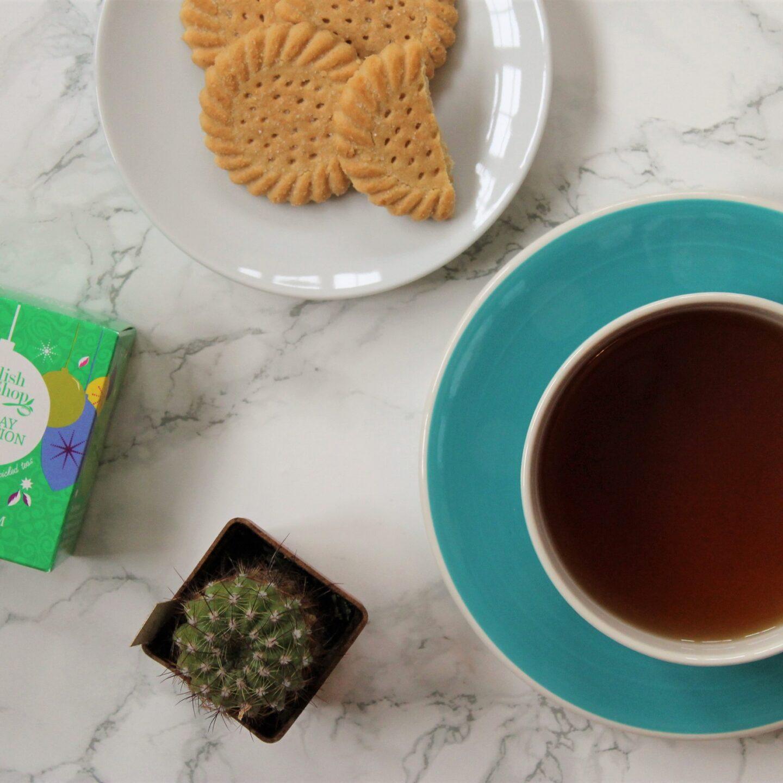 English Tea Shop Coffee Cream (Cofftea) Tea Review