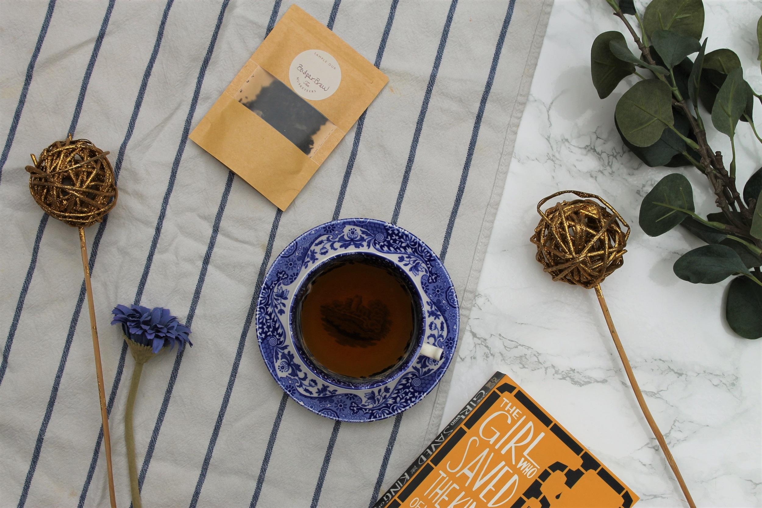Tea Musketeers Badger Brew Tea Review