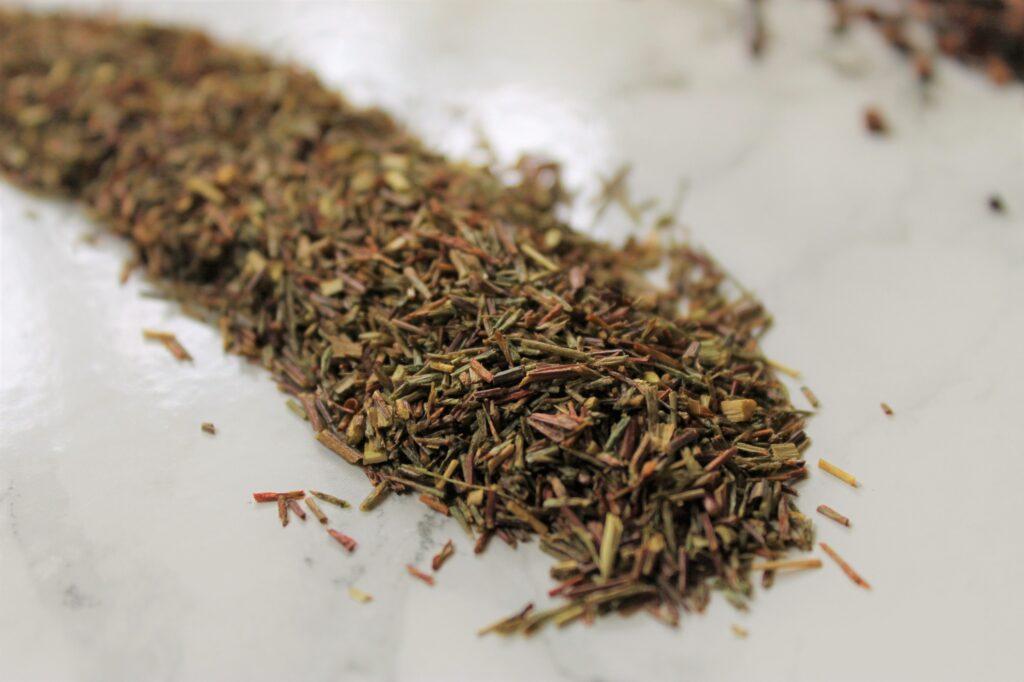 green rooibos loose leaf