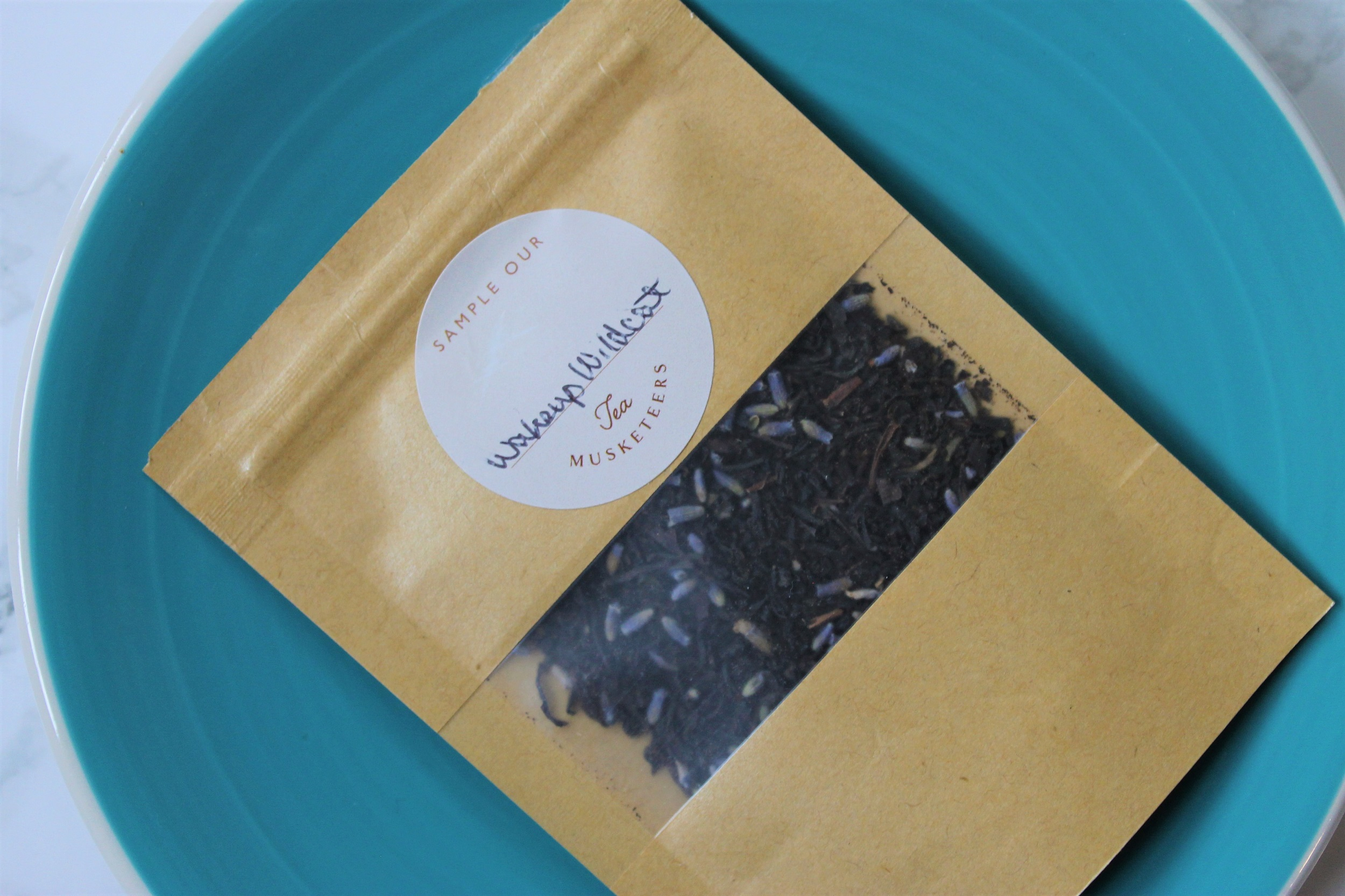 wake-up wildcats tea sampler