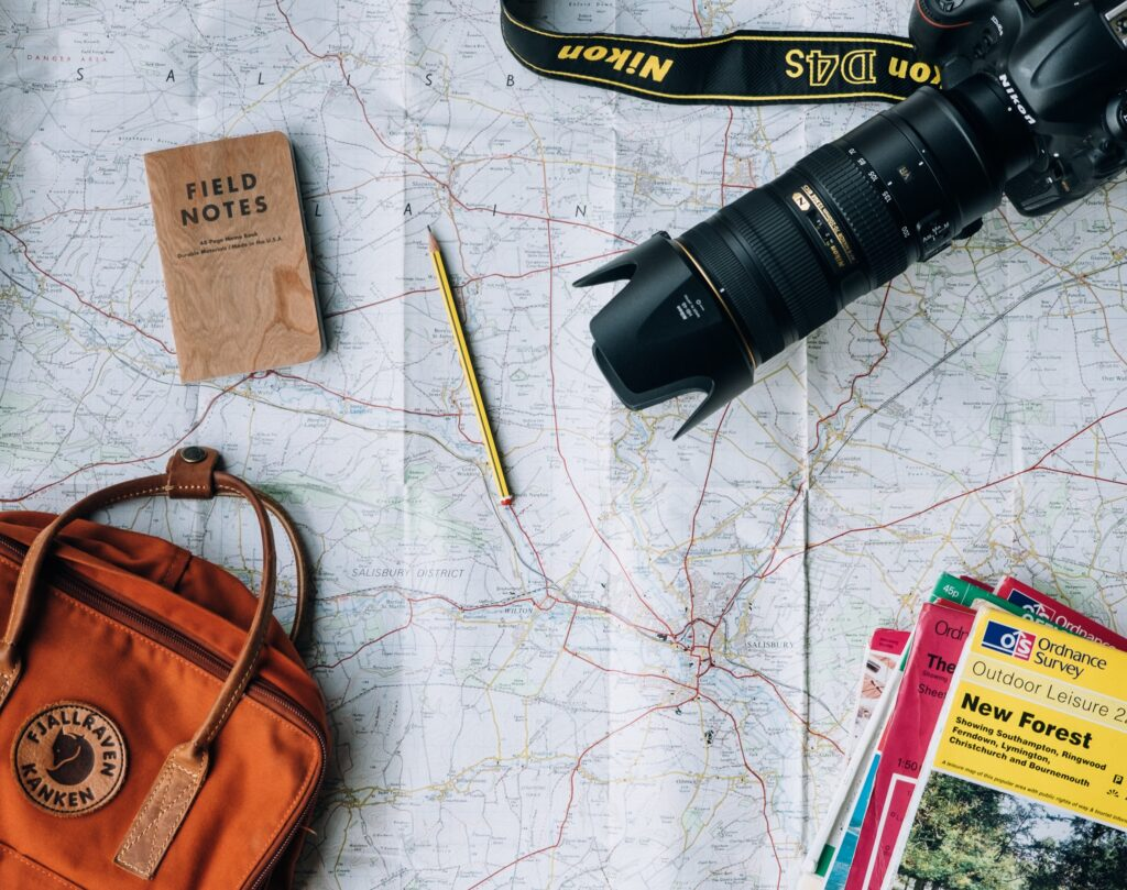 plan for travel anxiety