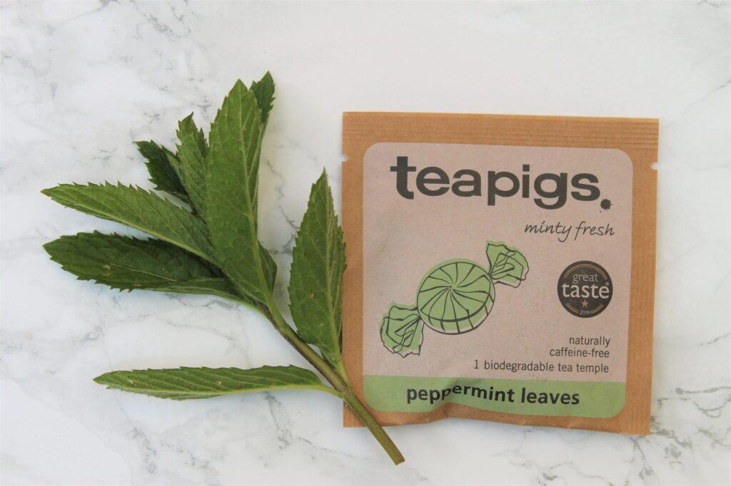 teapigs peppermint tea