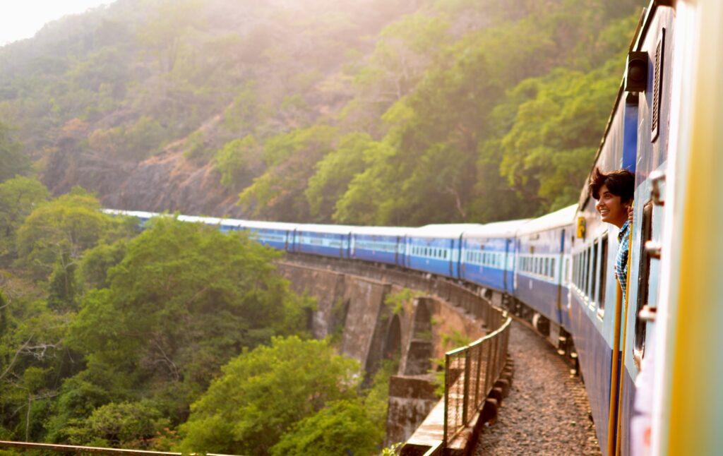 train travel anxiety