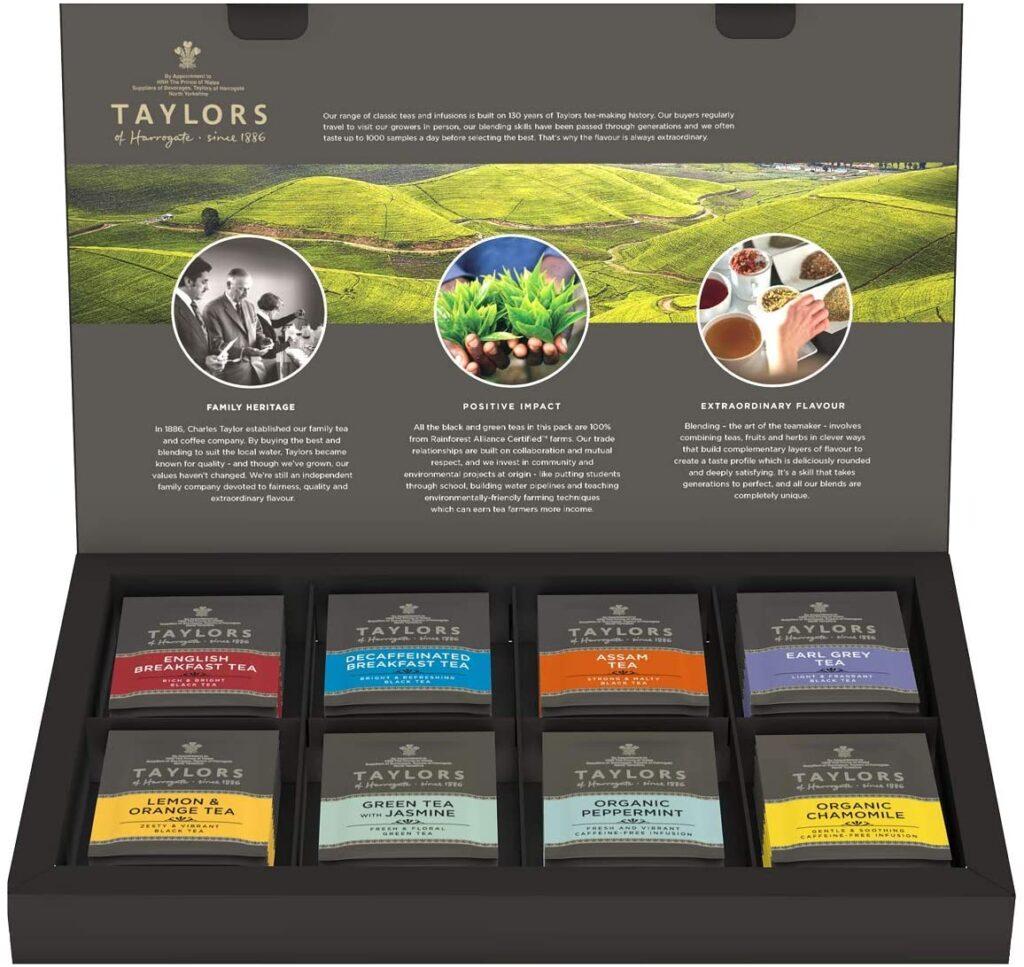 Taylors of Harrogate Gift Set of Tea