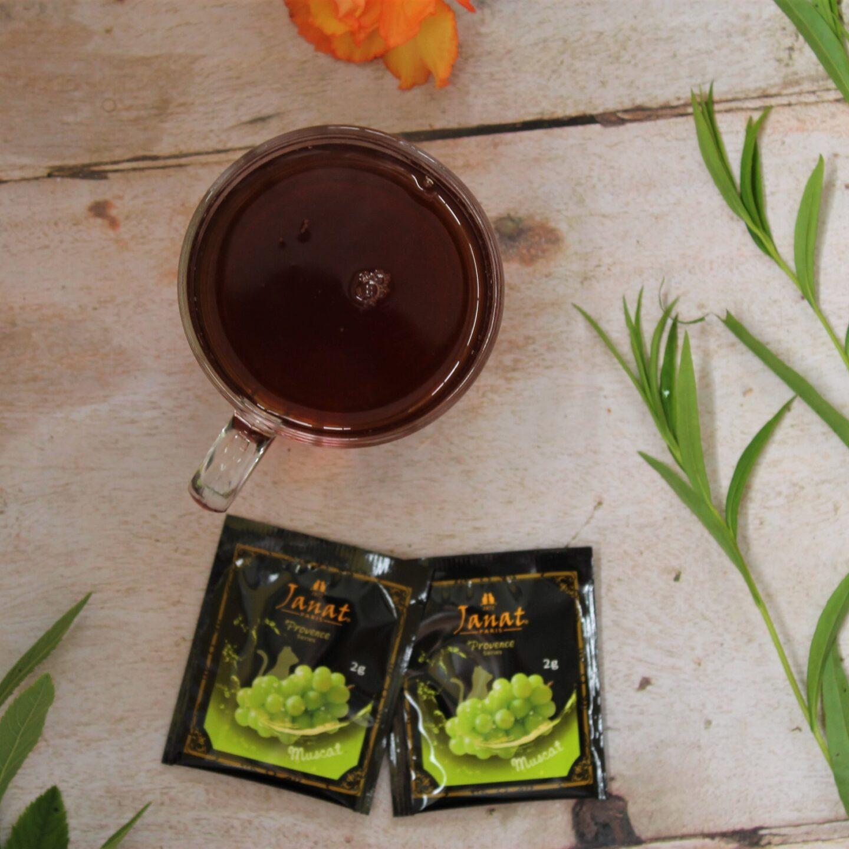 Janat Muscat Tea Review
