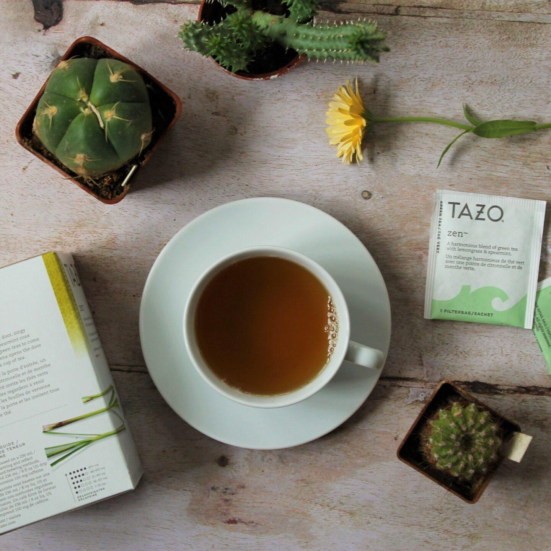 Tazo Zen Tea Review – It's Seriously Zen!