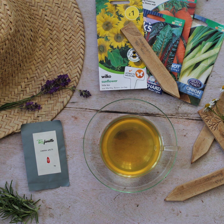 Tea Famille Garden Waltz Tea Review