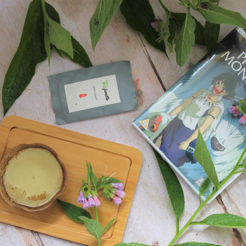 Tea Famille Green Forest Loose Leaf Tea Review