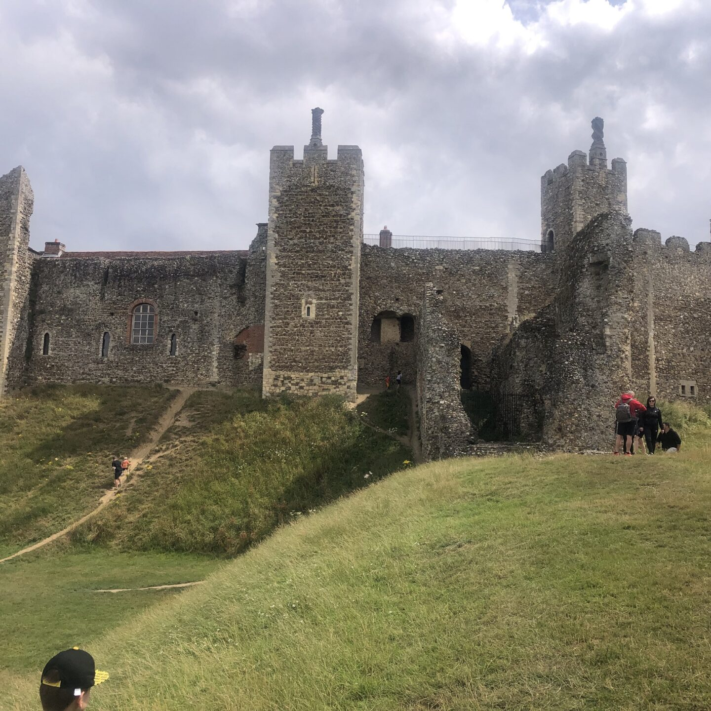 Our Trip to Framlingham Castle – Is it Worth the Entrance Fee?