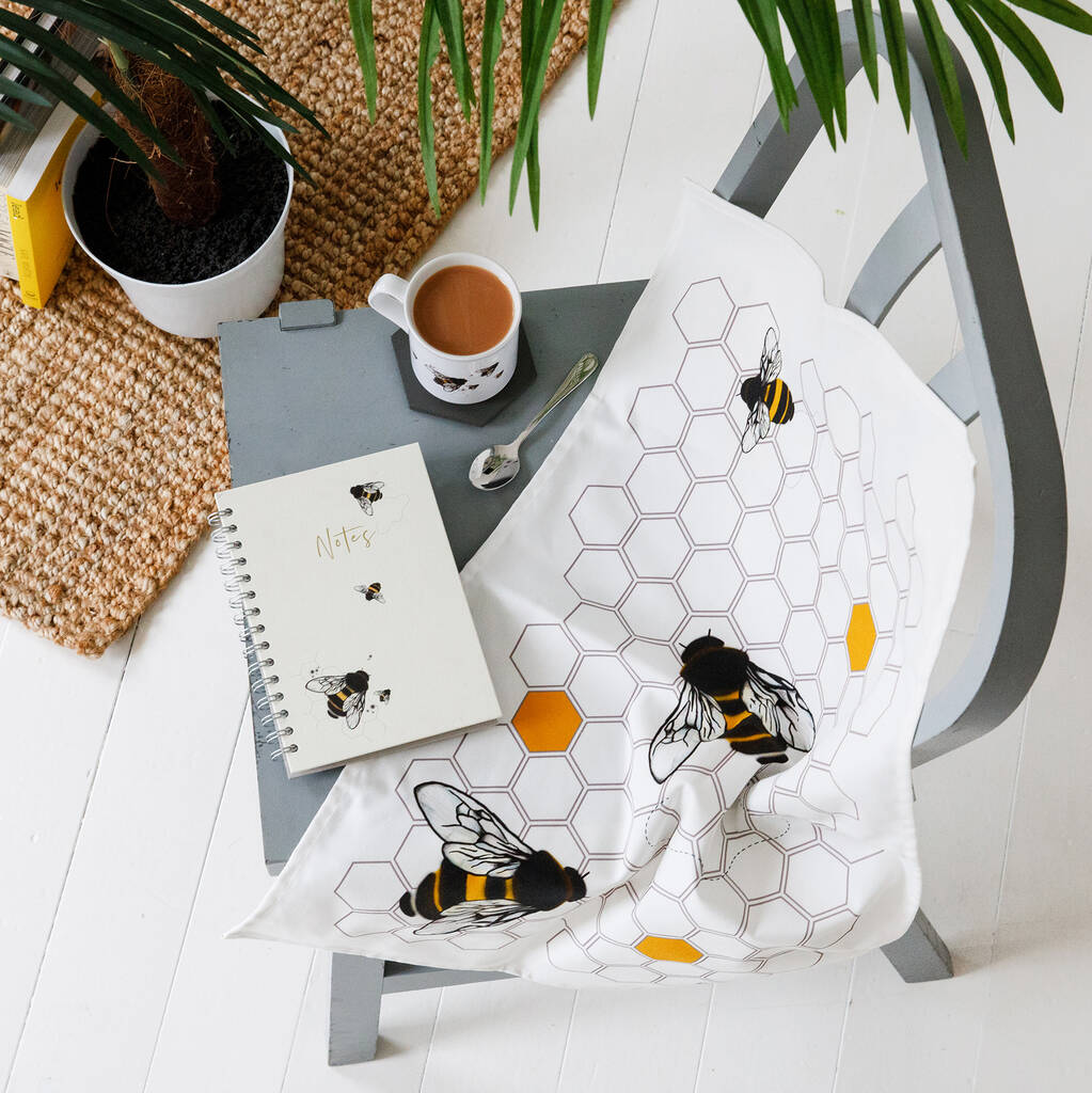 bee themed gifts for tea lovers