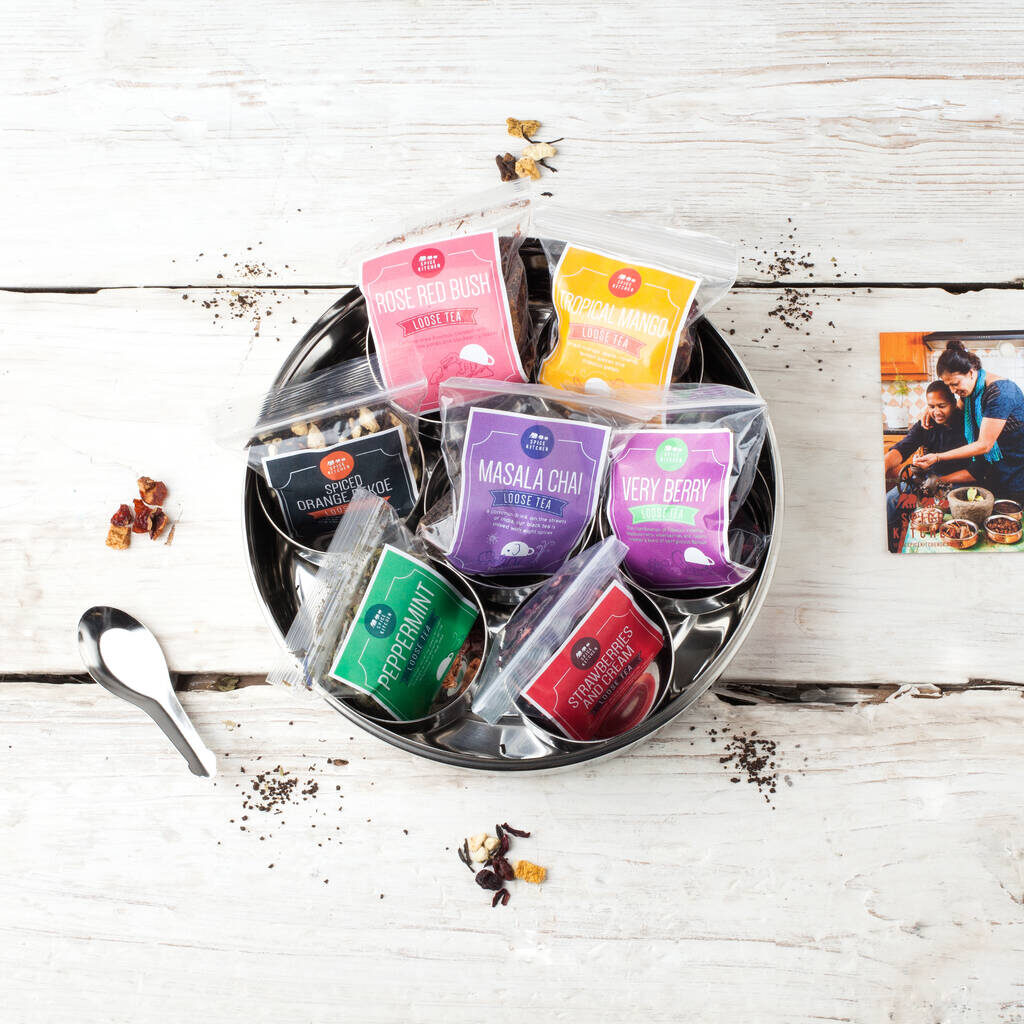 Loose Tea Gifts for tea lovers