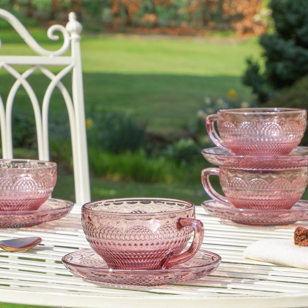 Really Cute Glass Tea Ware Gifts