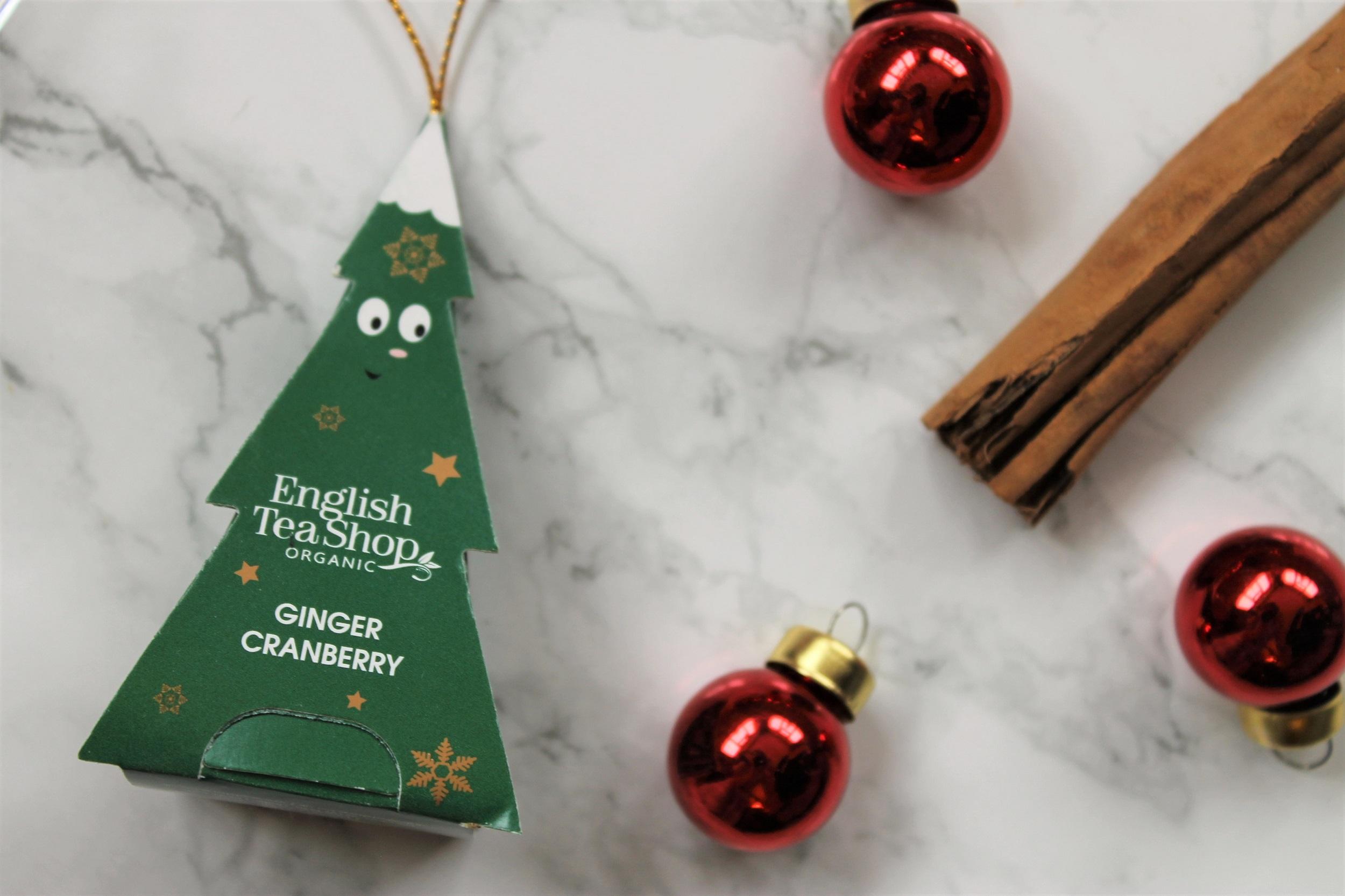 ets ginger cranberry tea