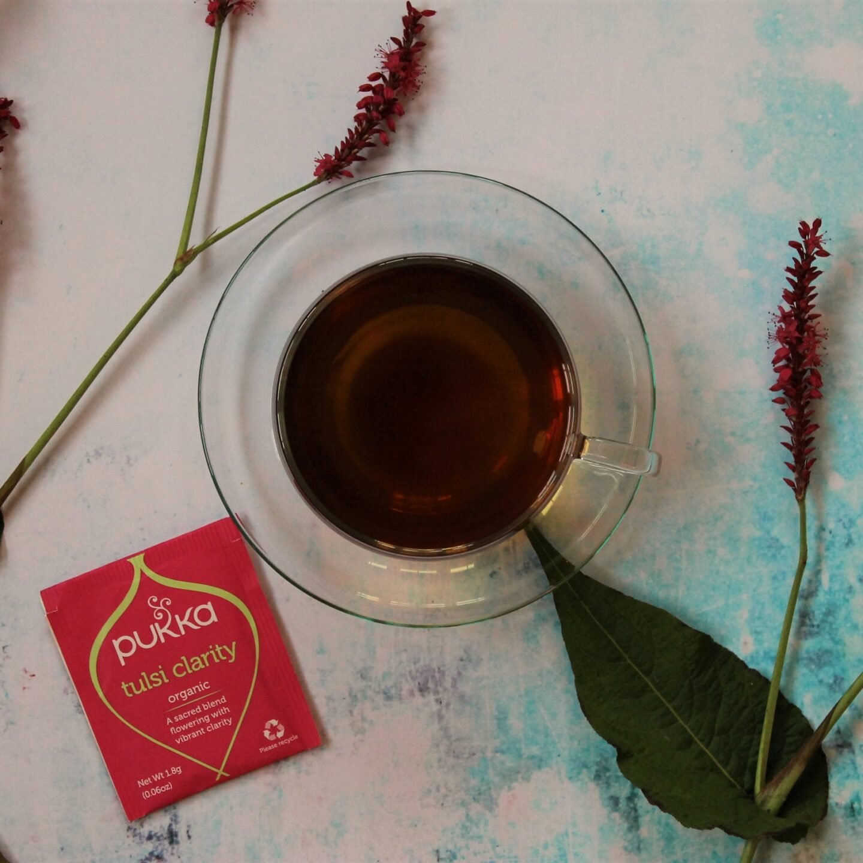 Pukka Tulsi Clarity Tea Review