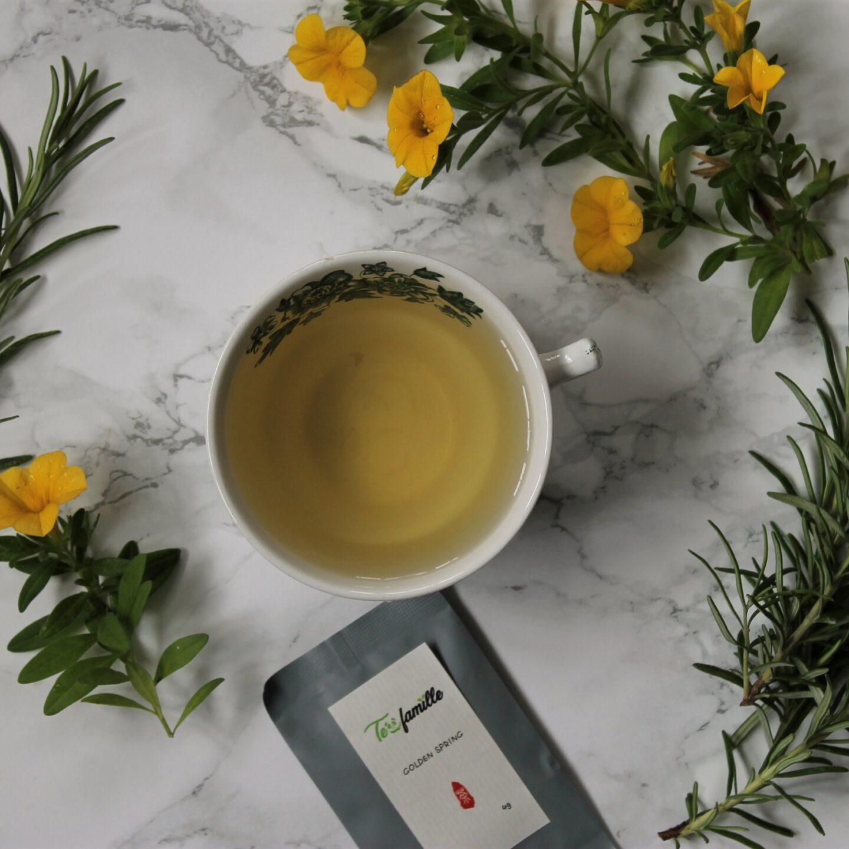 Tea Famille Golden Spring Tea Review