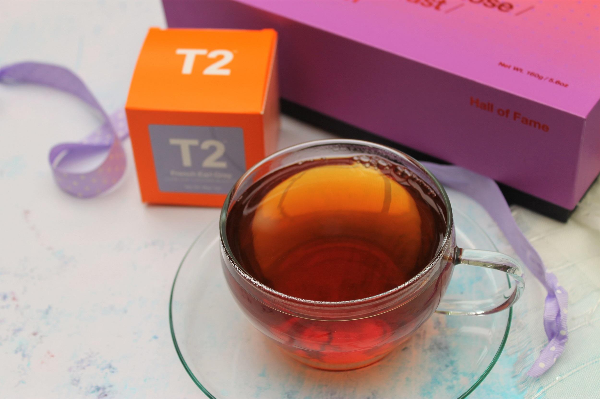 t2 french earl grey loose leaf tea