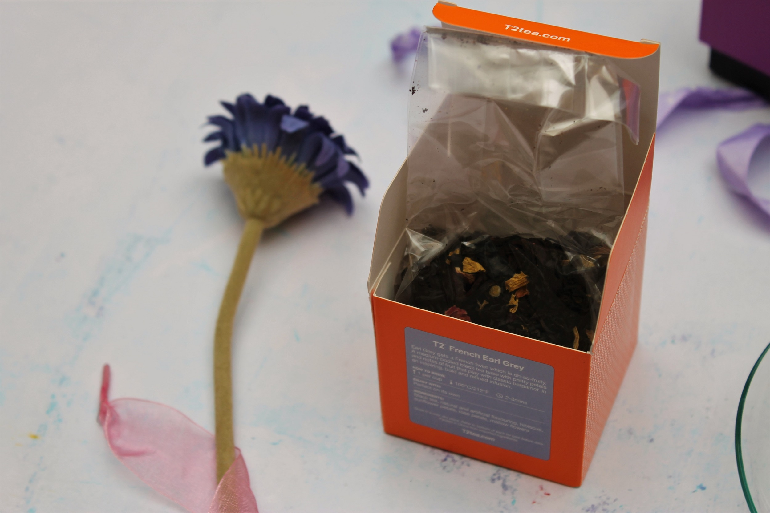 t2 loose french earl grey